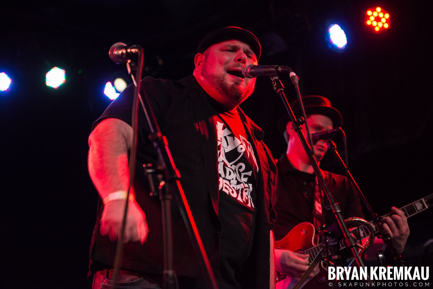 The Pandemics @ Knitting Factory, Brooklyn, NY - 12.30.16 (19)
