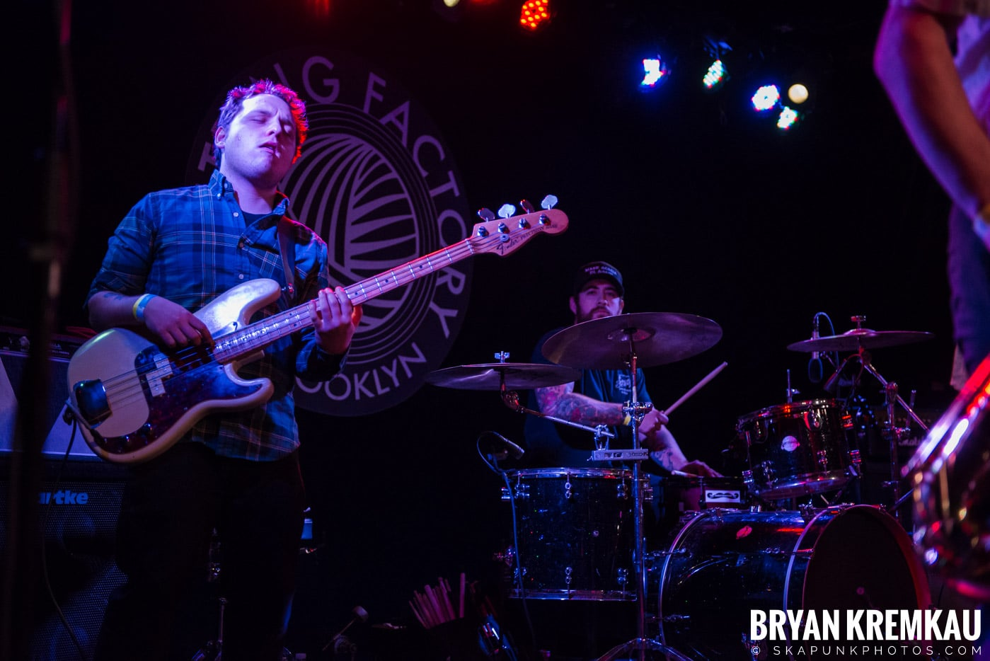 The Pandemics @ Knitting Factory, Brooklyn, NY - 12.30.16 (16)