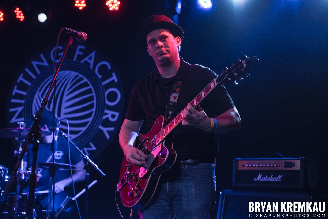 The Pandemics @ Knitting Factory, Brooklyn, NY - 12.30.16 (6)