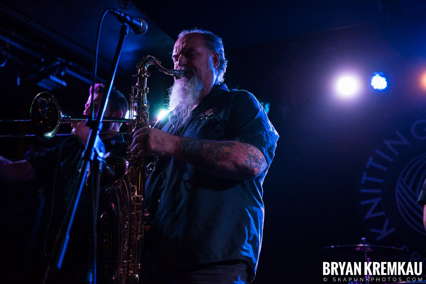 The Porkers @ Knitting Factory, Brooklyn, NY - 12.30.16 (60)