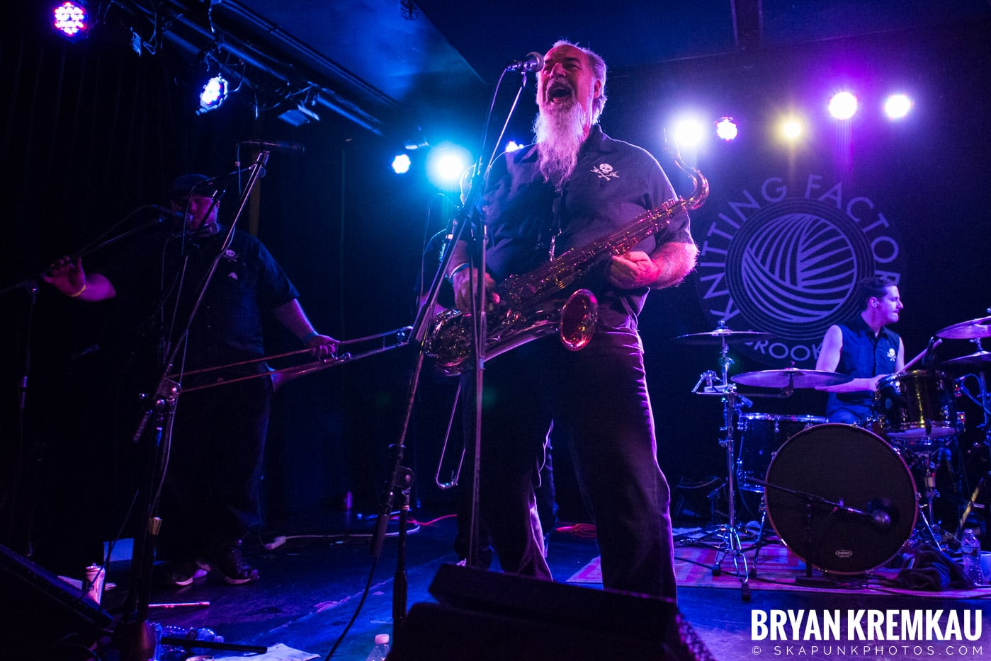 The Porkers @ Knitting Factory, Brooklyn, NY - 12.30.16 (34)