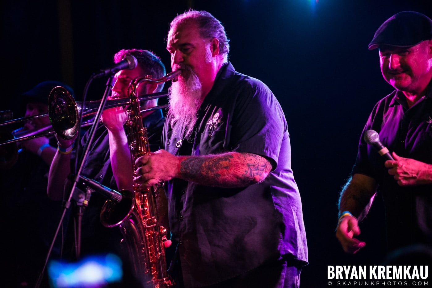 The Porkers @ Knitting Factory, Brooklyn, NY - 12.30.16 (29)
