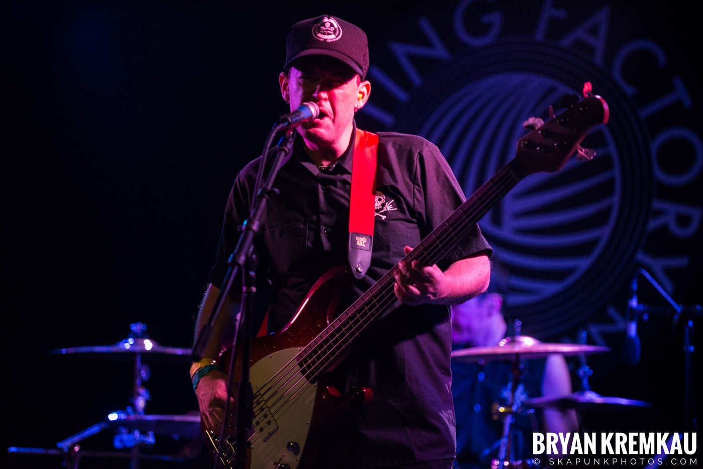 The Porkers @ Knitting Factory, Brooklyn, NY - 12.30.16 (28)