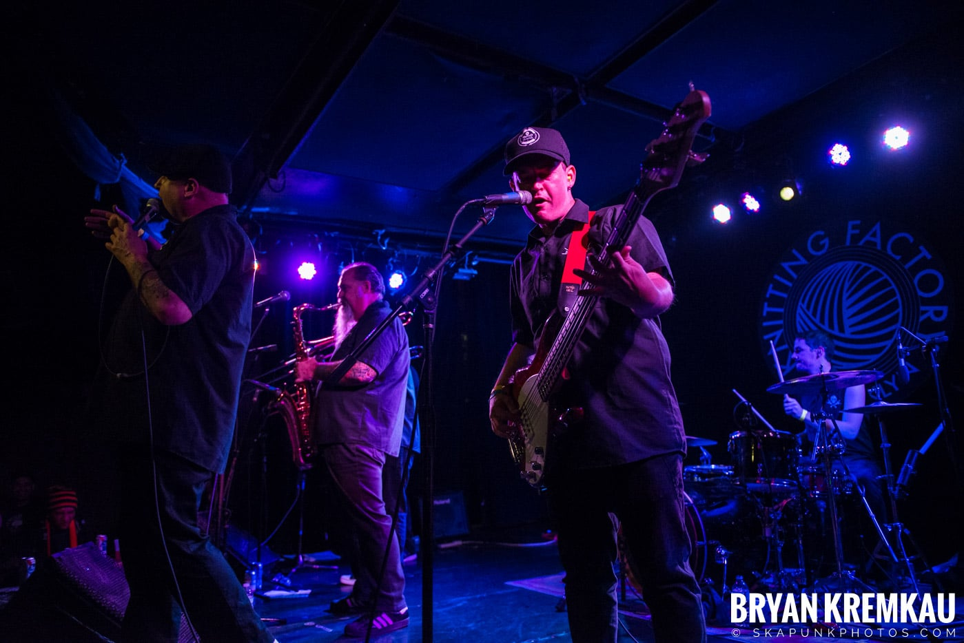 The Porkers @ Knitting Factory, Brooklyn, NY - 12.30.16 (18)