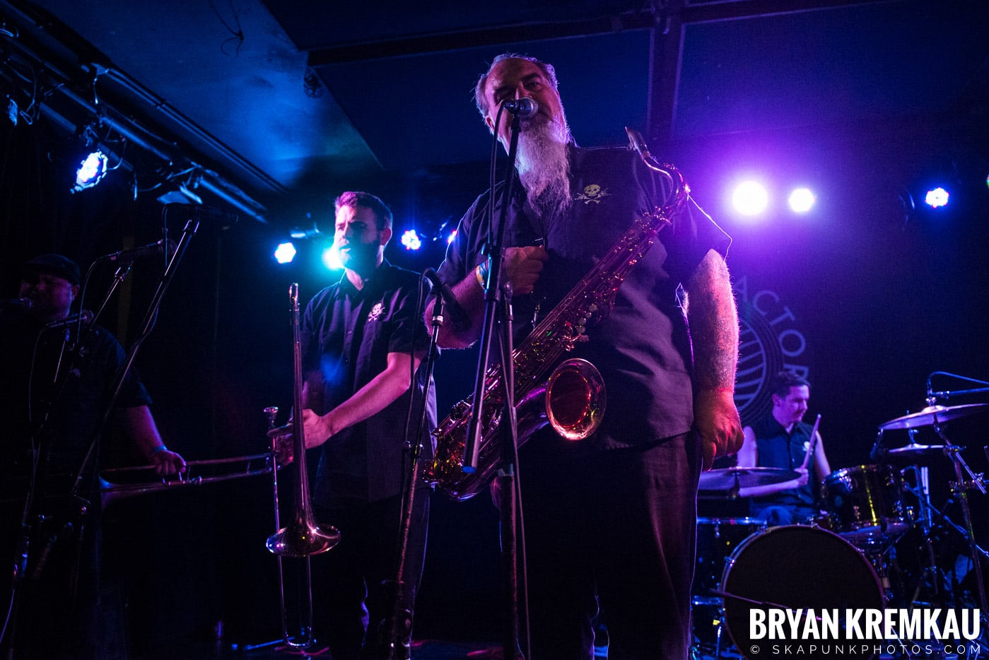 The Porkers @ Knitting Factory, Brooklyn, NY - 12.30.16 (14)