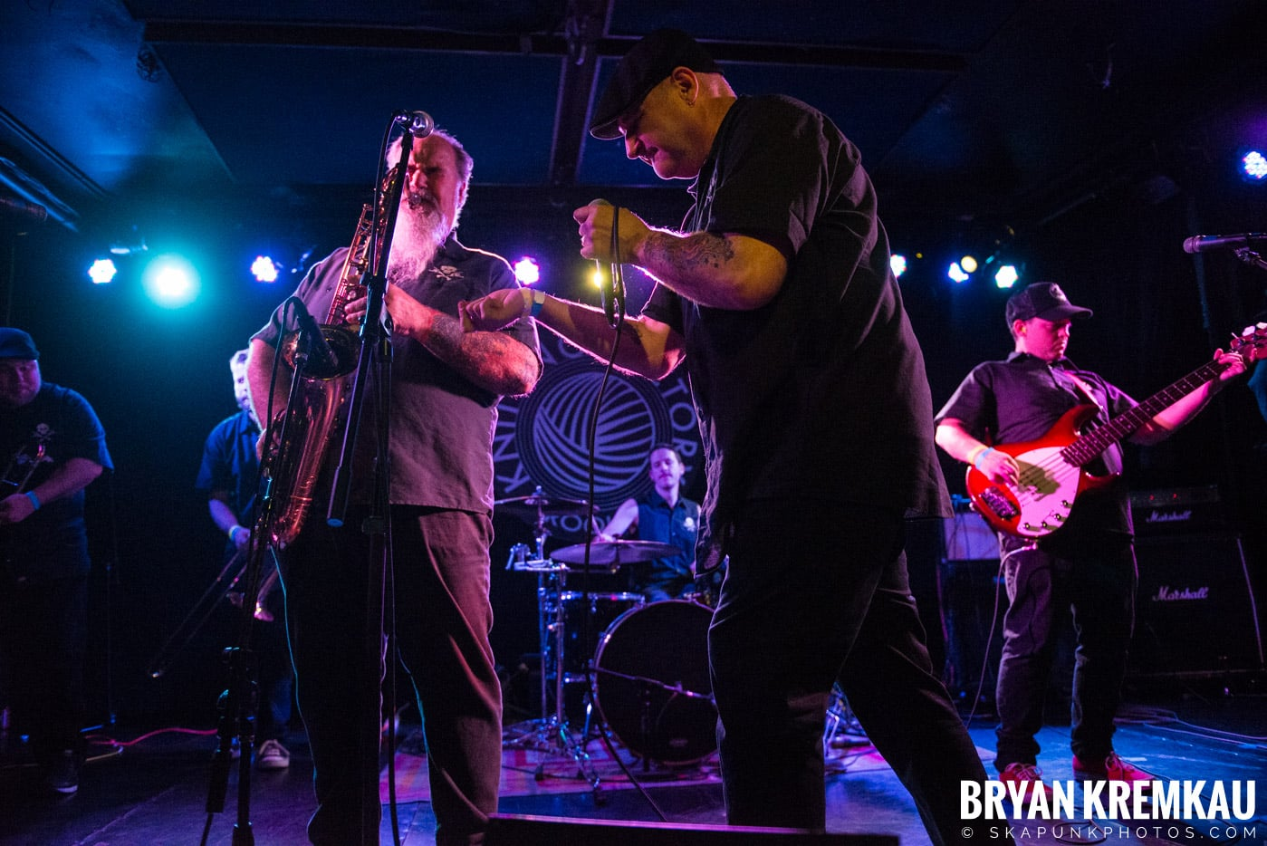 The Porkers @ Knitting Factory, Brooklyn, NY - 12.30.16 (13)