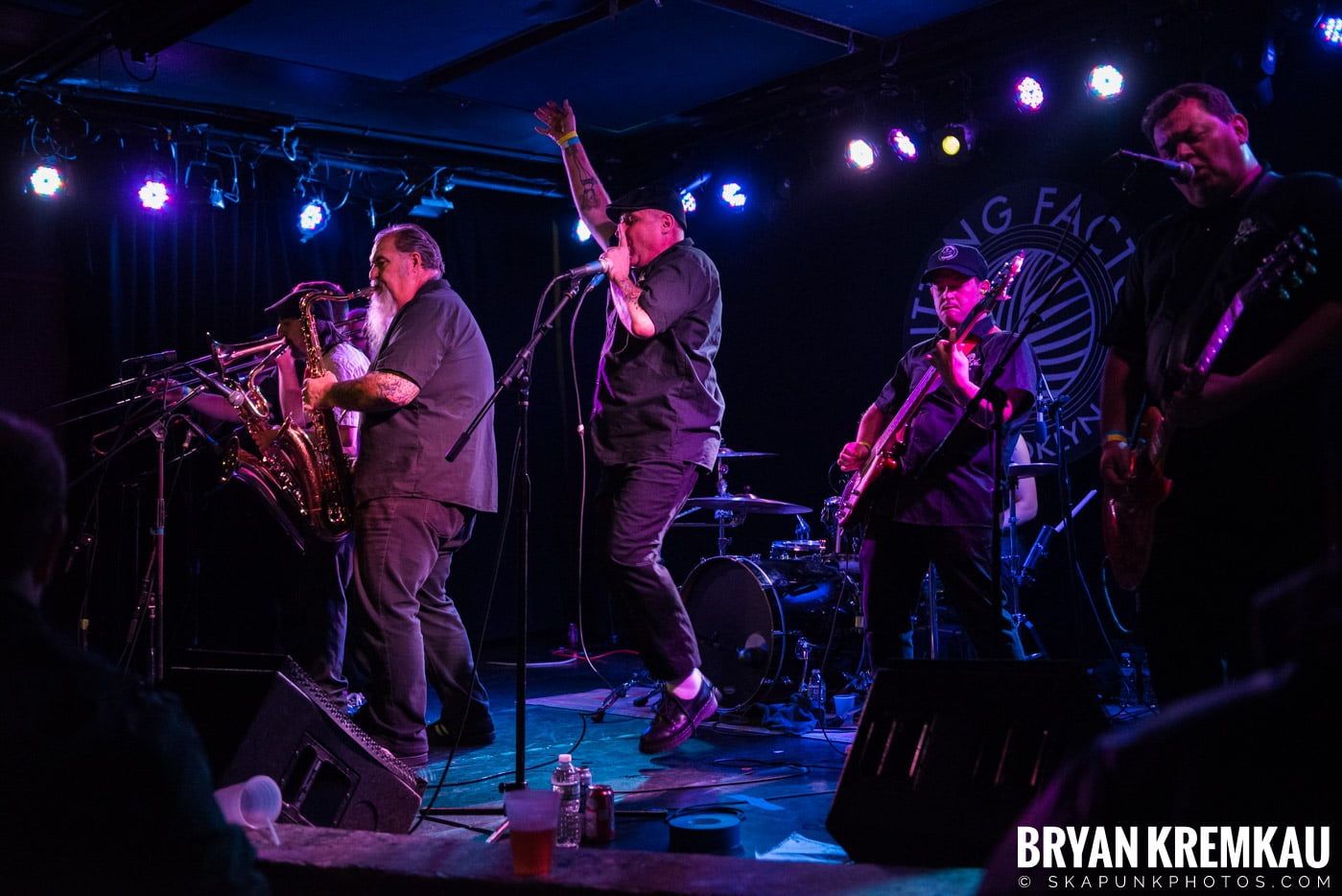 The Porkers @ Knitting Factory, Brooklyn, NY - 12.30.16 (1)