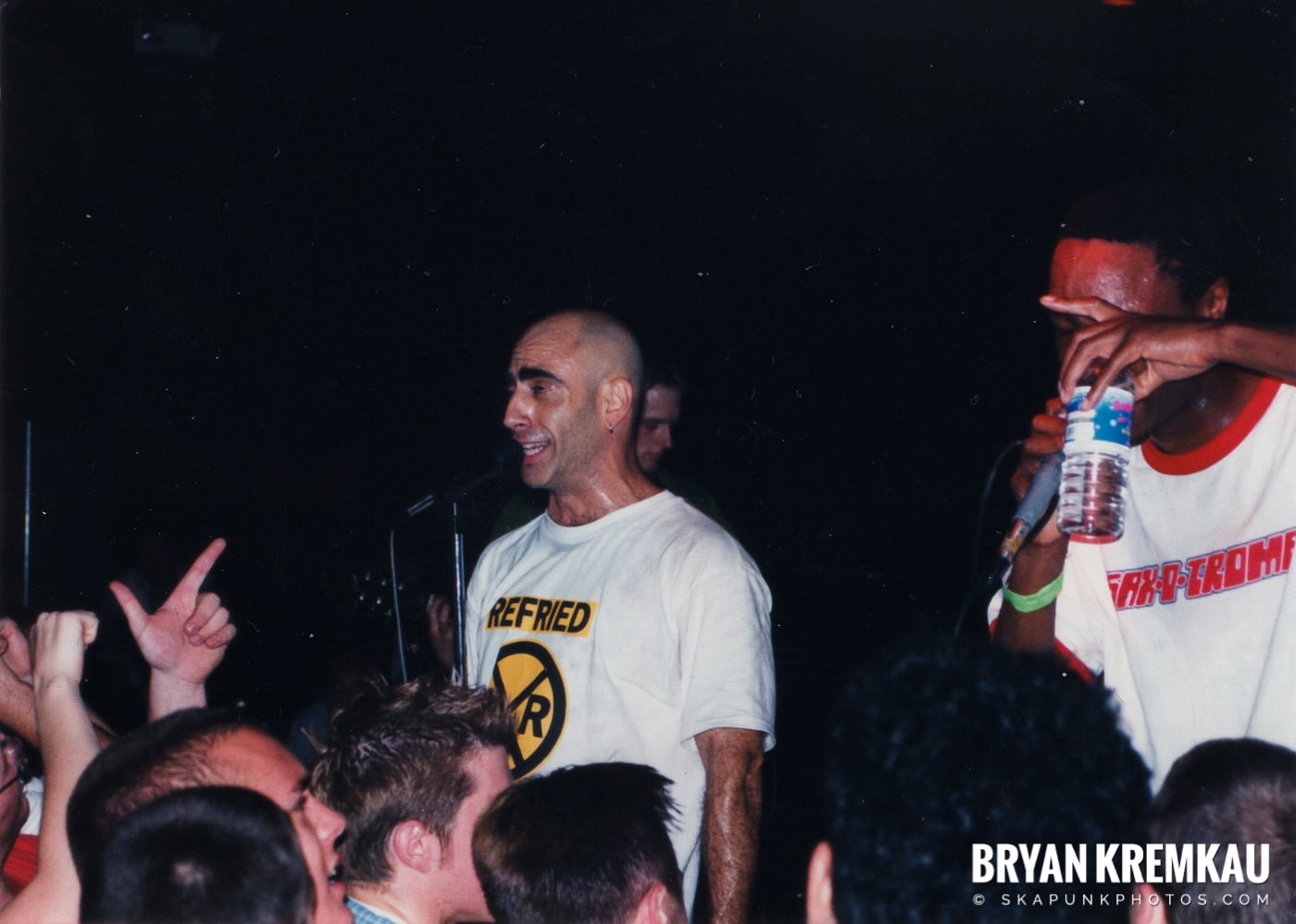 Pilfers @ Skater's World, Wayne, NJ - 1999 (21)