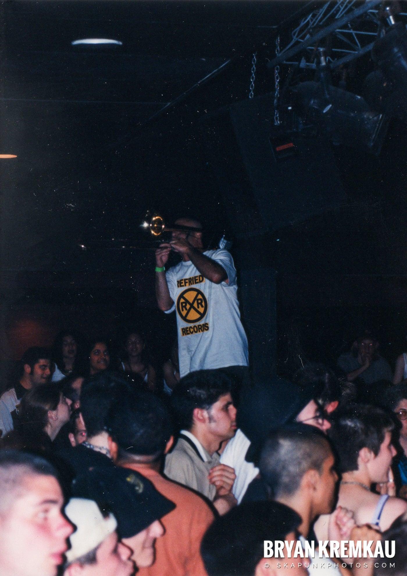 Pilfers @ Skater's World, Wayne, NJ - 1999 (19)
