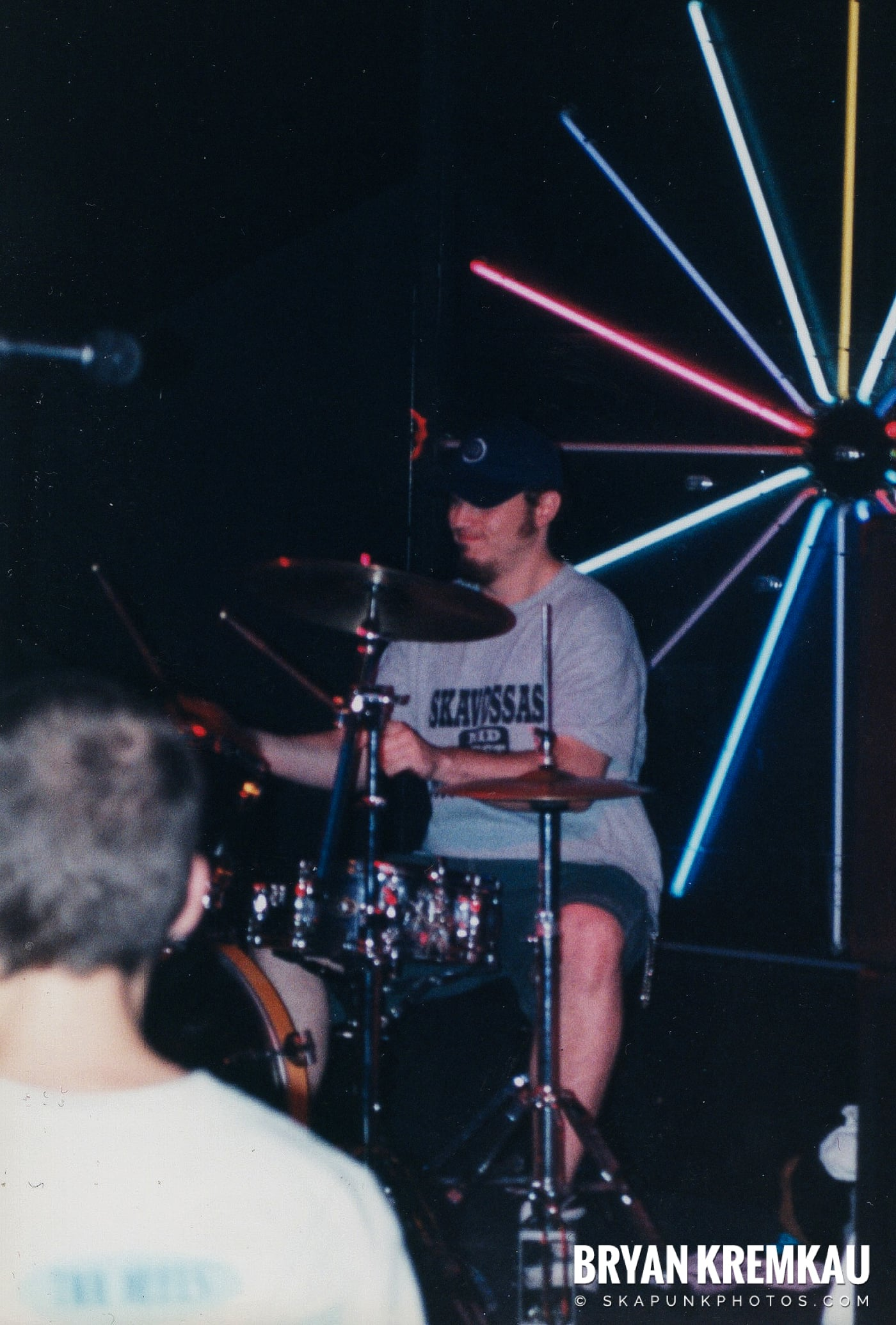 Pilfers @ Skater's World, Wayne, NJ - 1999 (7)