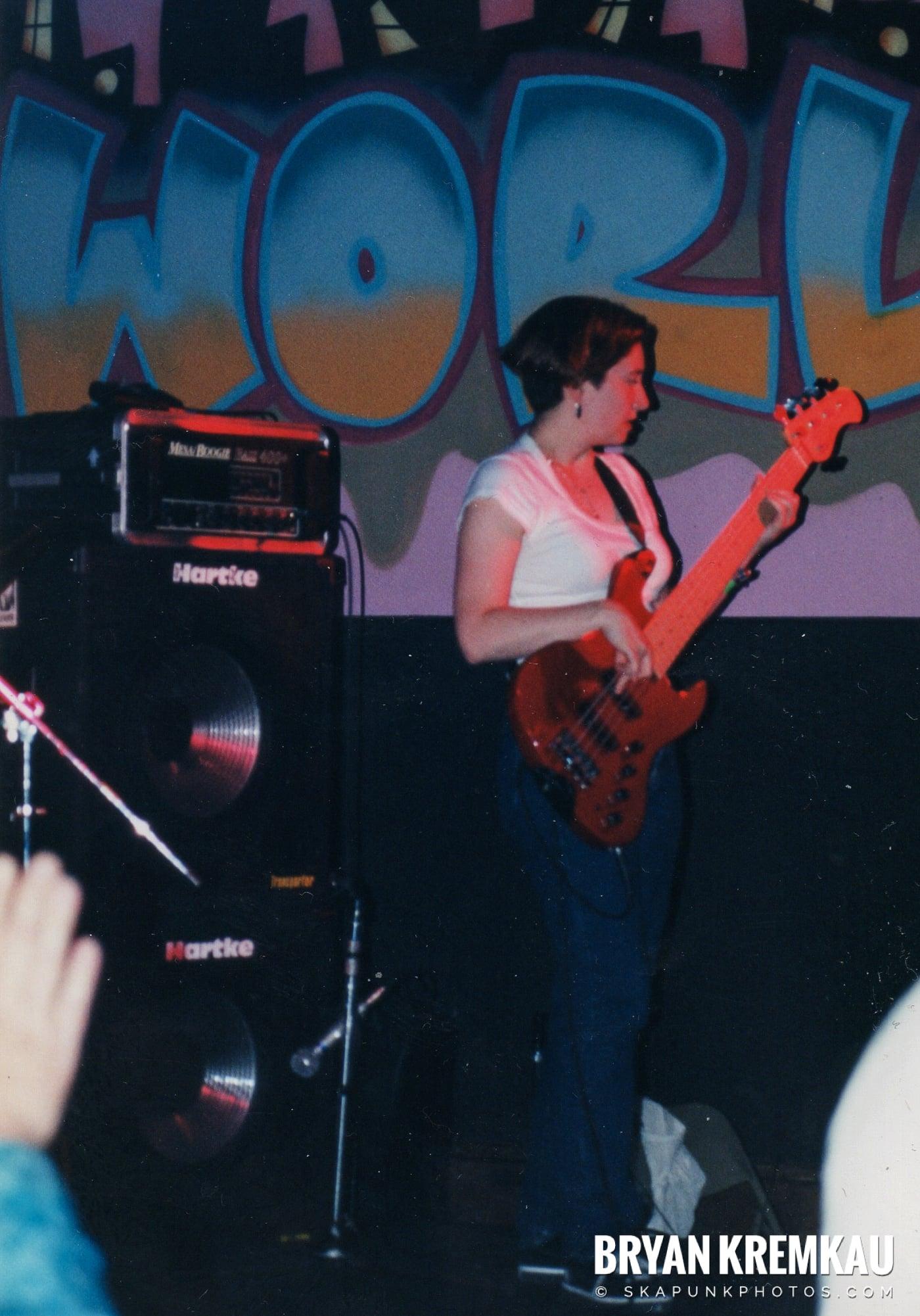 Pilfers @ Skater's World, Wayne, NJ - 1999 (6)