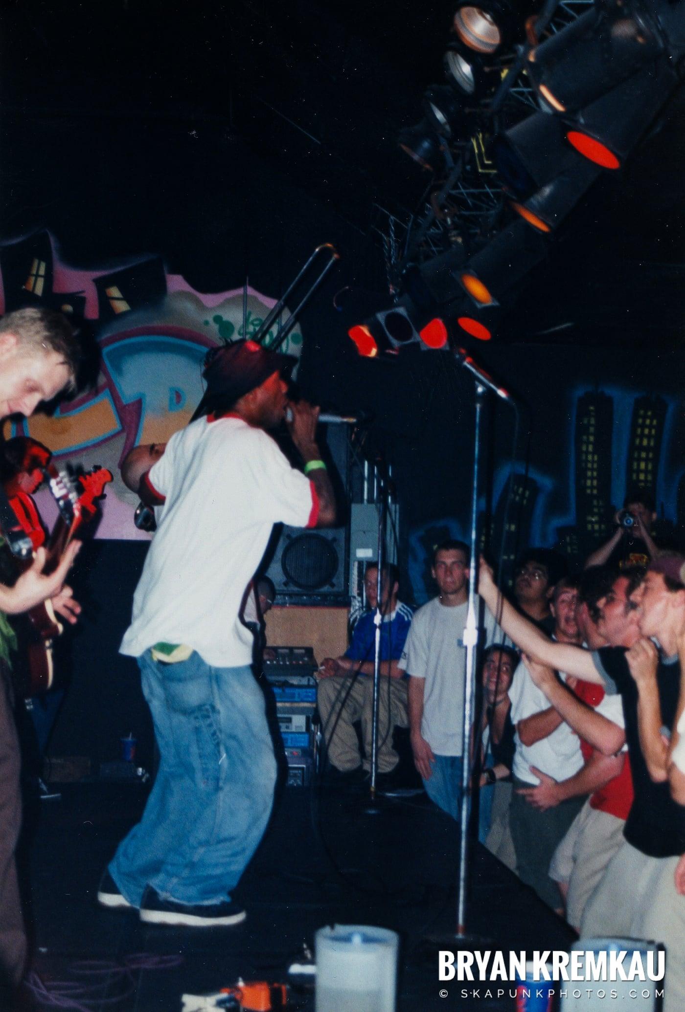 Pilfers @ Skater's World, Wayne, NJ - 1999 (4)
