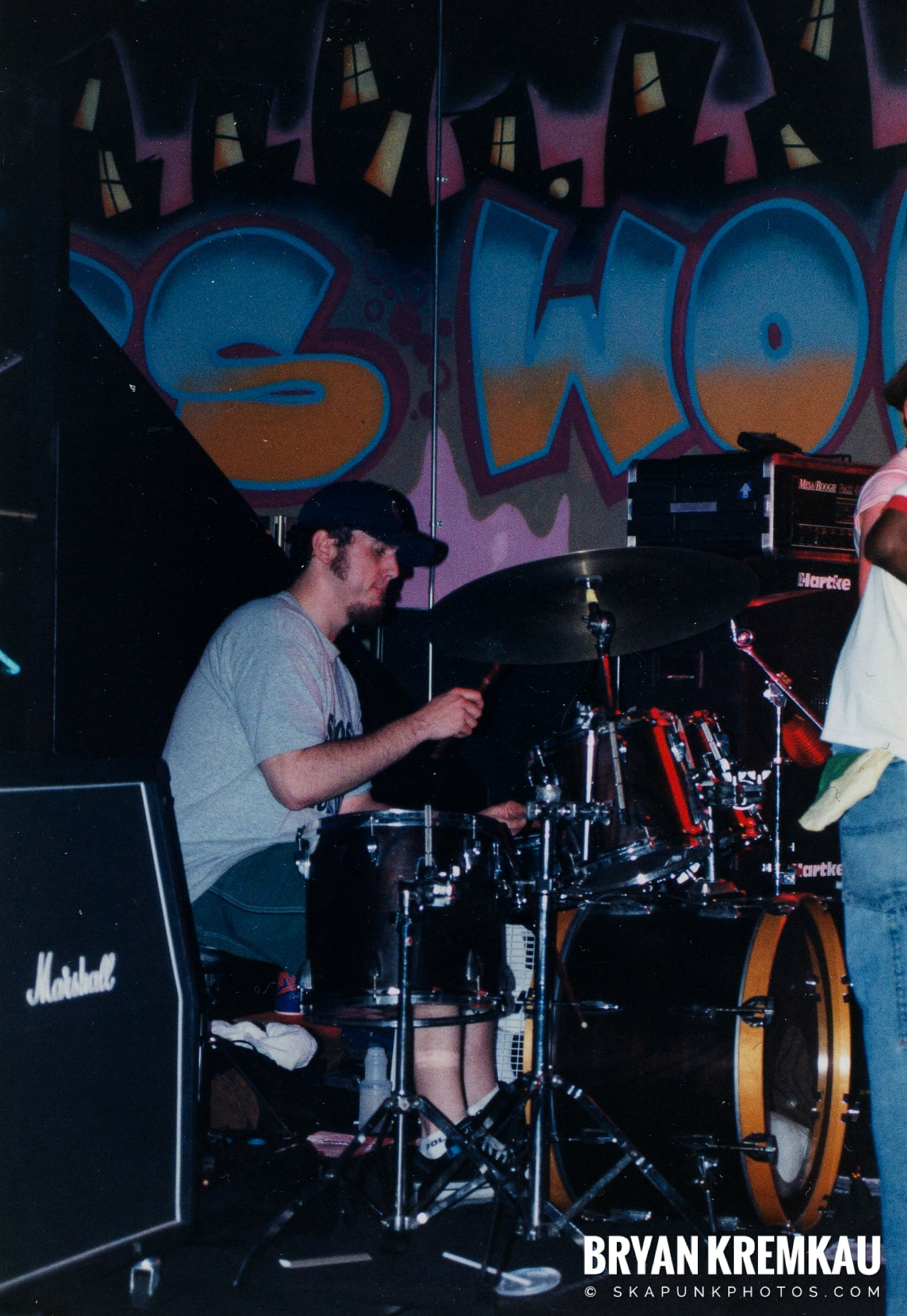 Pilfers @ Skater's World, Wayne, NJ - 1999 (2)
