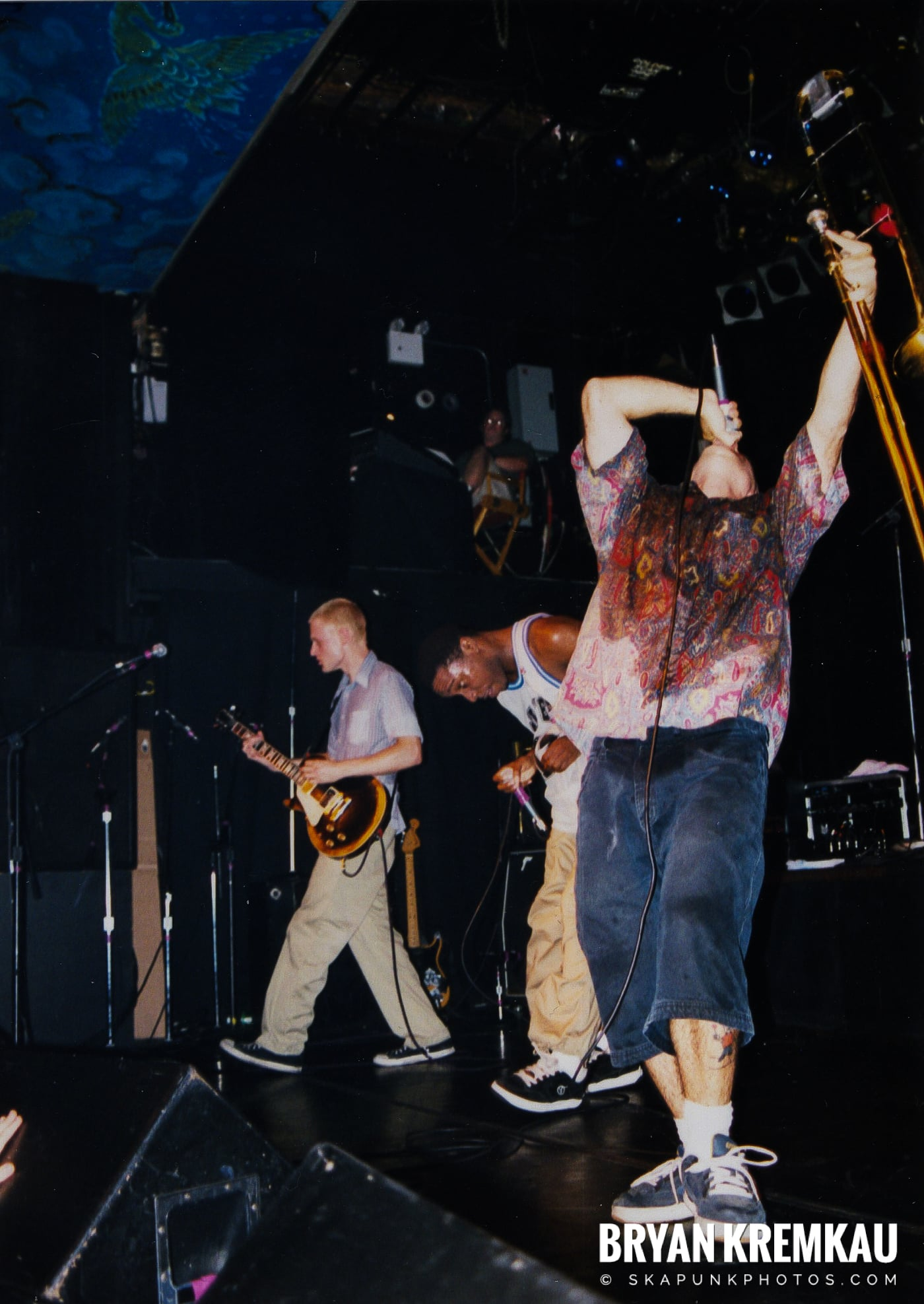 Pilfers @ The Chance, Poughkeepsie, NY - 1998 (23)
