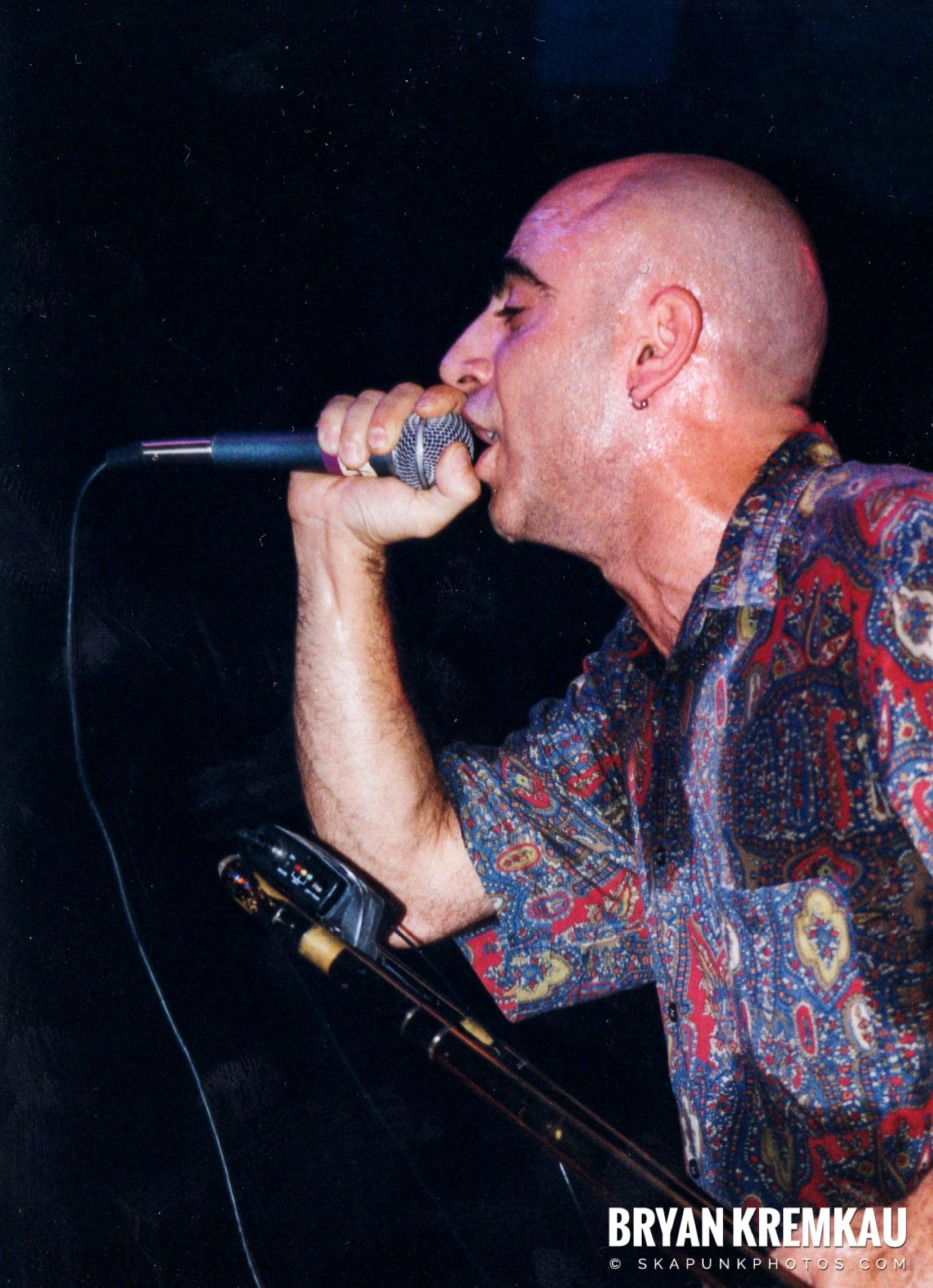 Pilfers @ The Chance, Poughkeepsie, NY - 1998 (10)