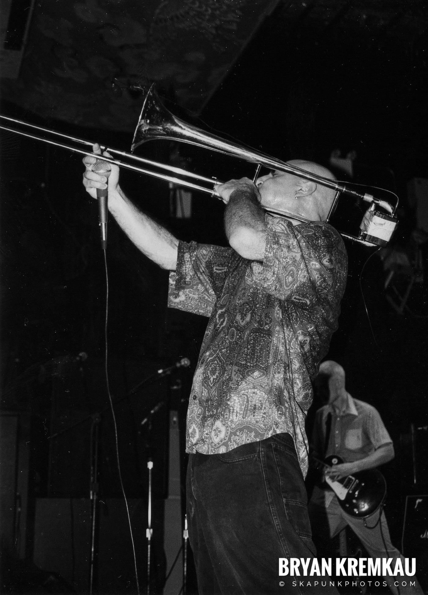 Pilfers @ The Chance, Poughkeepsie, NY - 1998 (7)