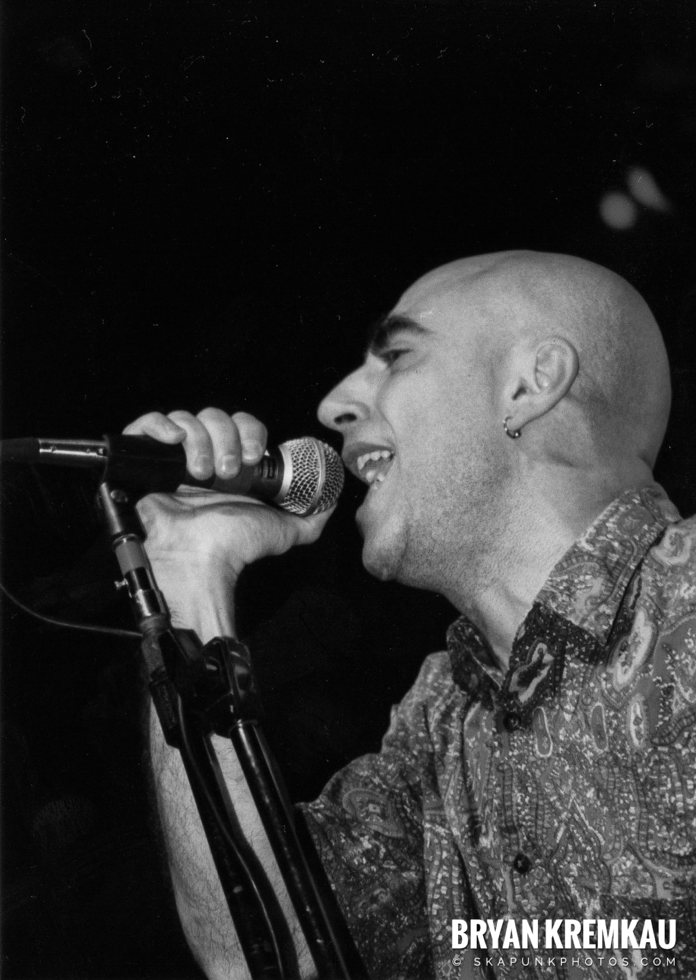 Pilfers @ The Chance, Poughkeepsie, NY - 1998 (4)