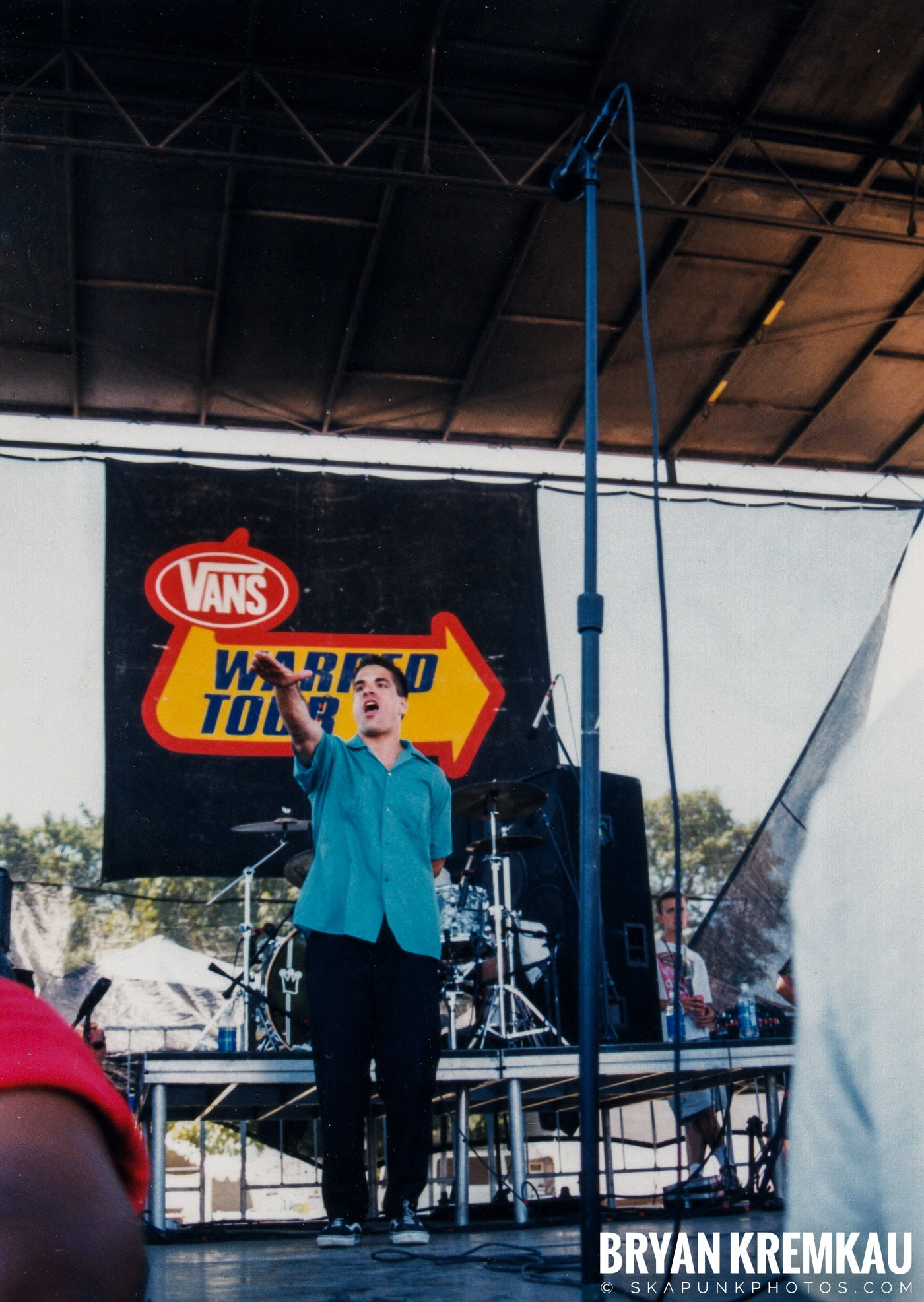 22 Jacks @ Vans Warped Tour, Randall's Island, NYC - 8.1.98 (3)