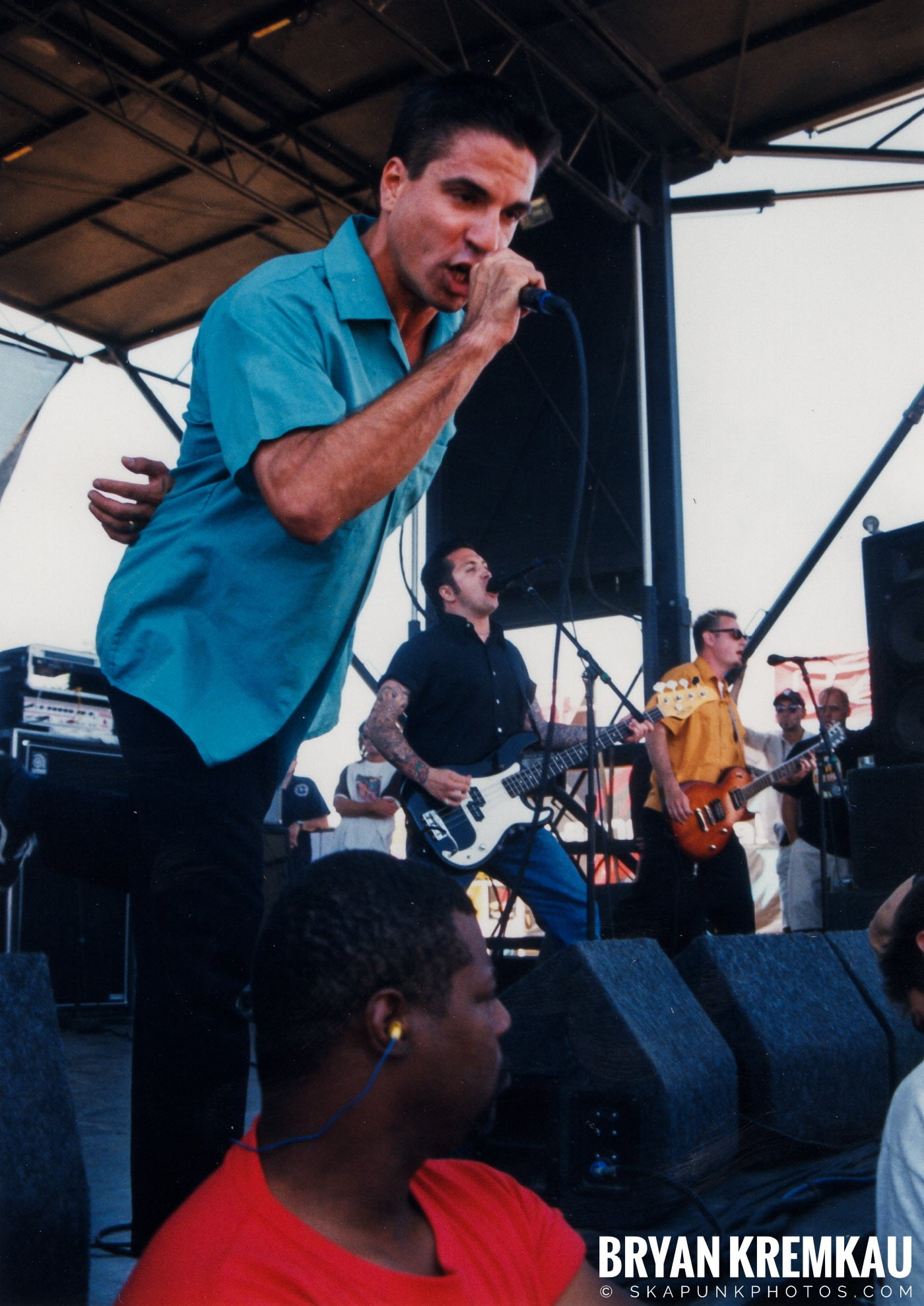22 Jacks @ Vans Warped Tour, Randall's Island, NYC - 8.1.98 (1)