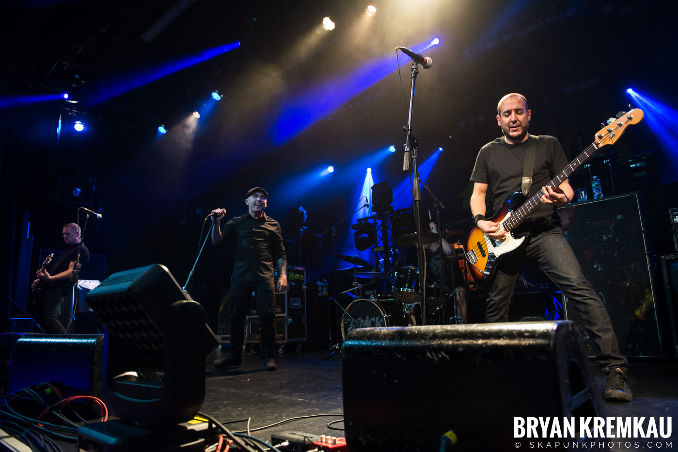 The Attack @ Playstation Theater, NYC - 2.17.17 (2)