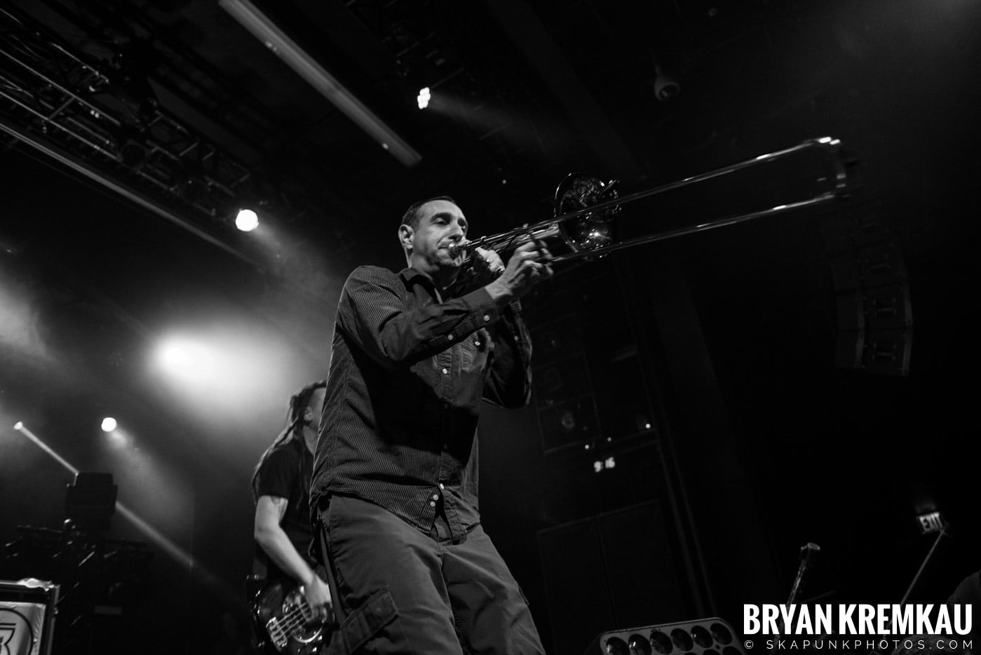 Less Than Jake @ Playstation Theater, NYC - 2.17.17 (55)