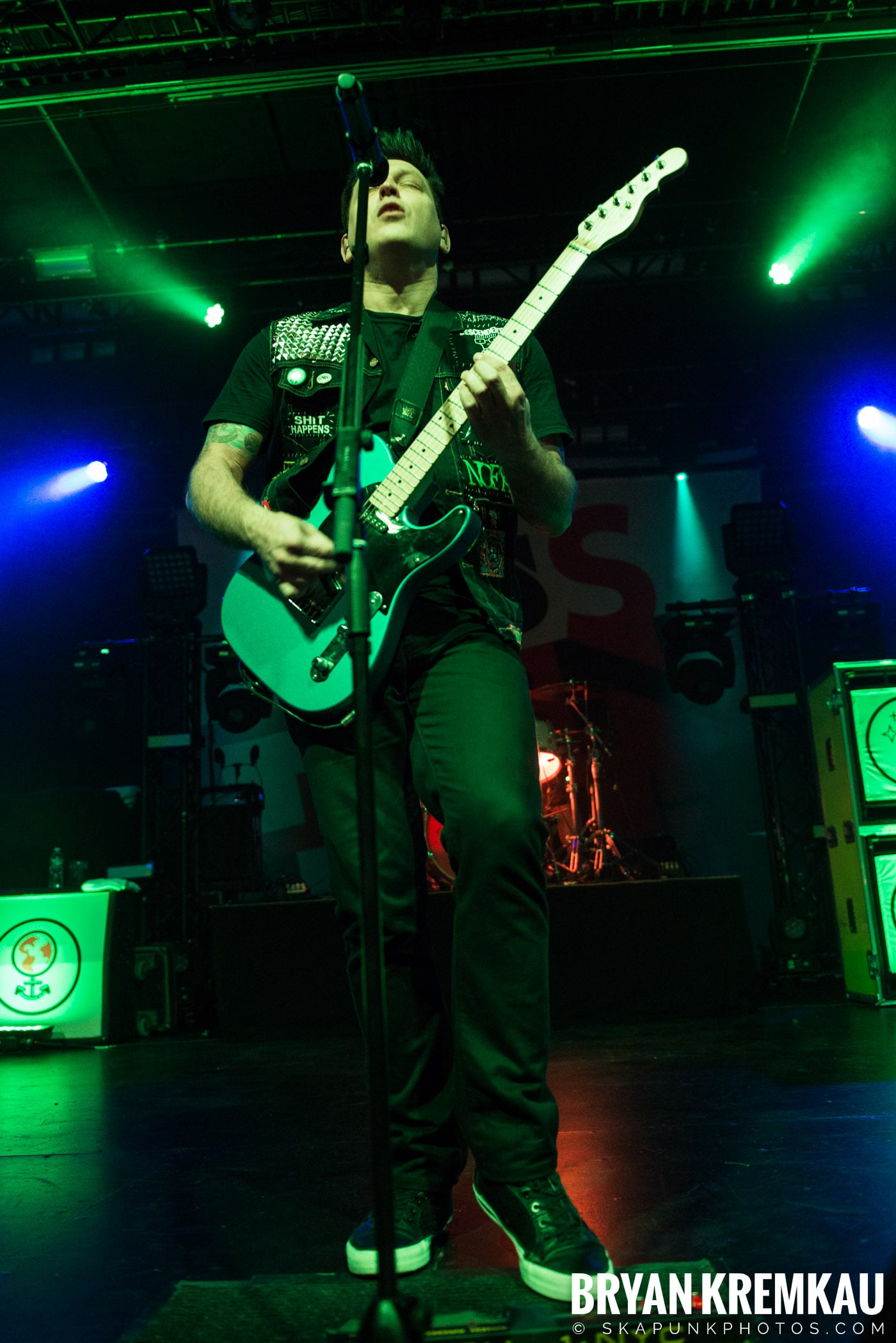 Less Than Jake @ Playstation Theater, NYC - 2.17.17 (53)