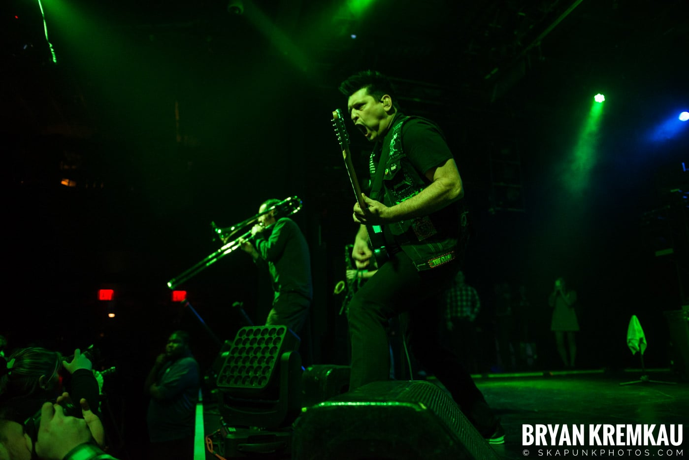 Less Than Jake @ Playstation Theater, NYC - 2.17.17 (44)