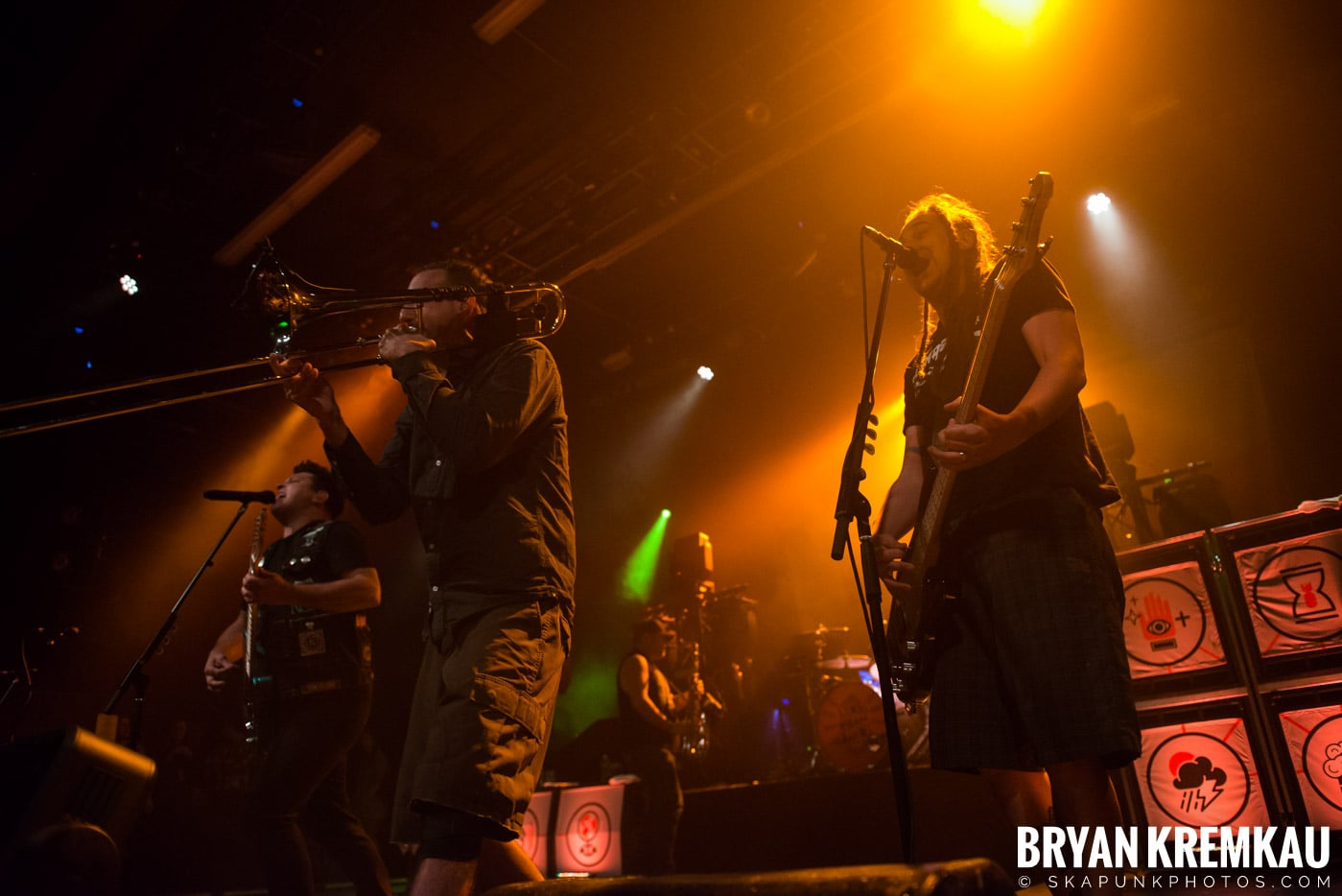 Less Than Jake @ Playstation Theater, NYC - 2.17.17 (34)