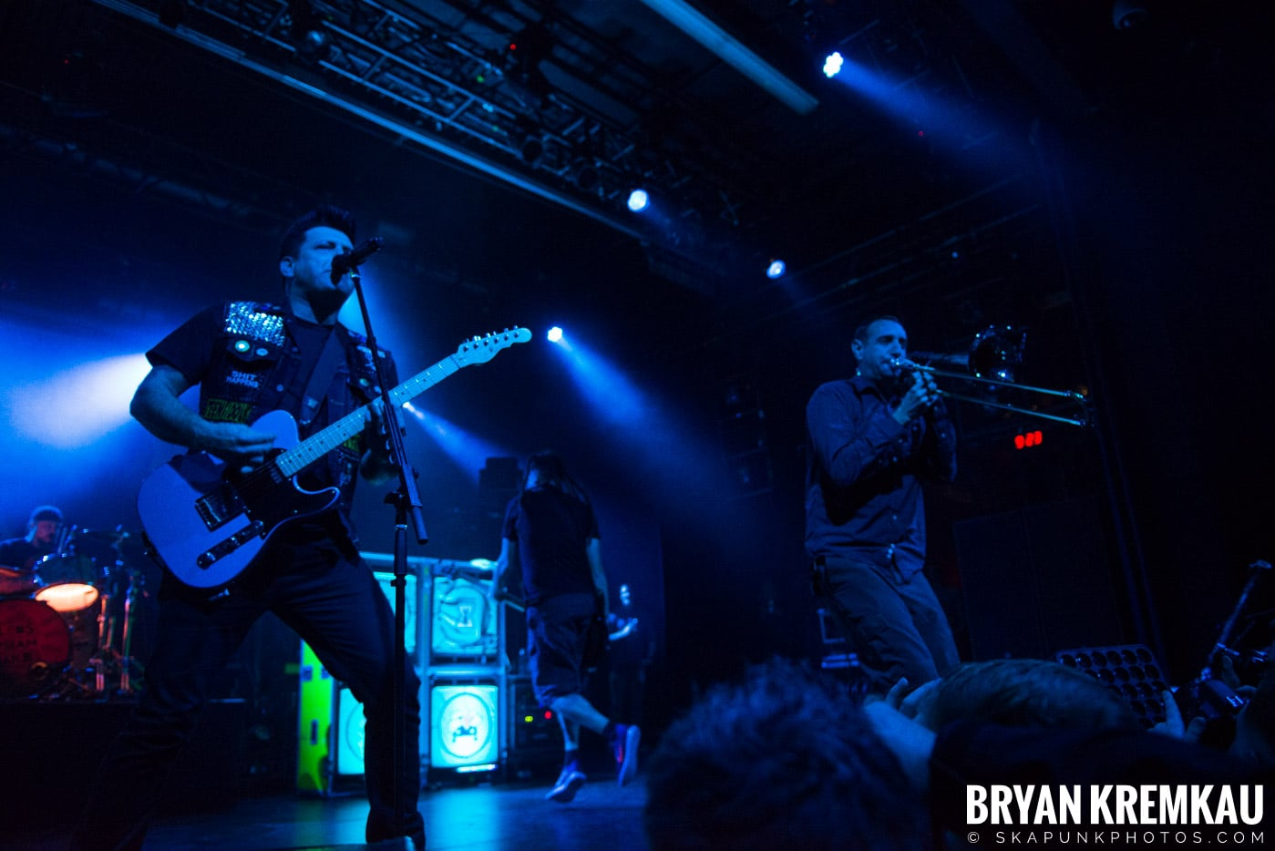 Less Than Jake @ Playstation Theater, NYC - 2.17.17 (2)