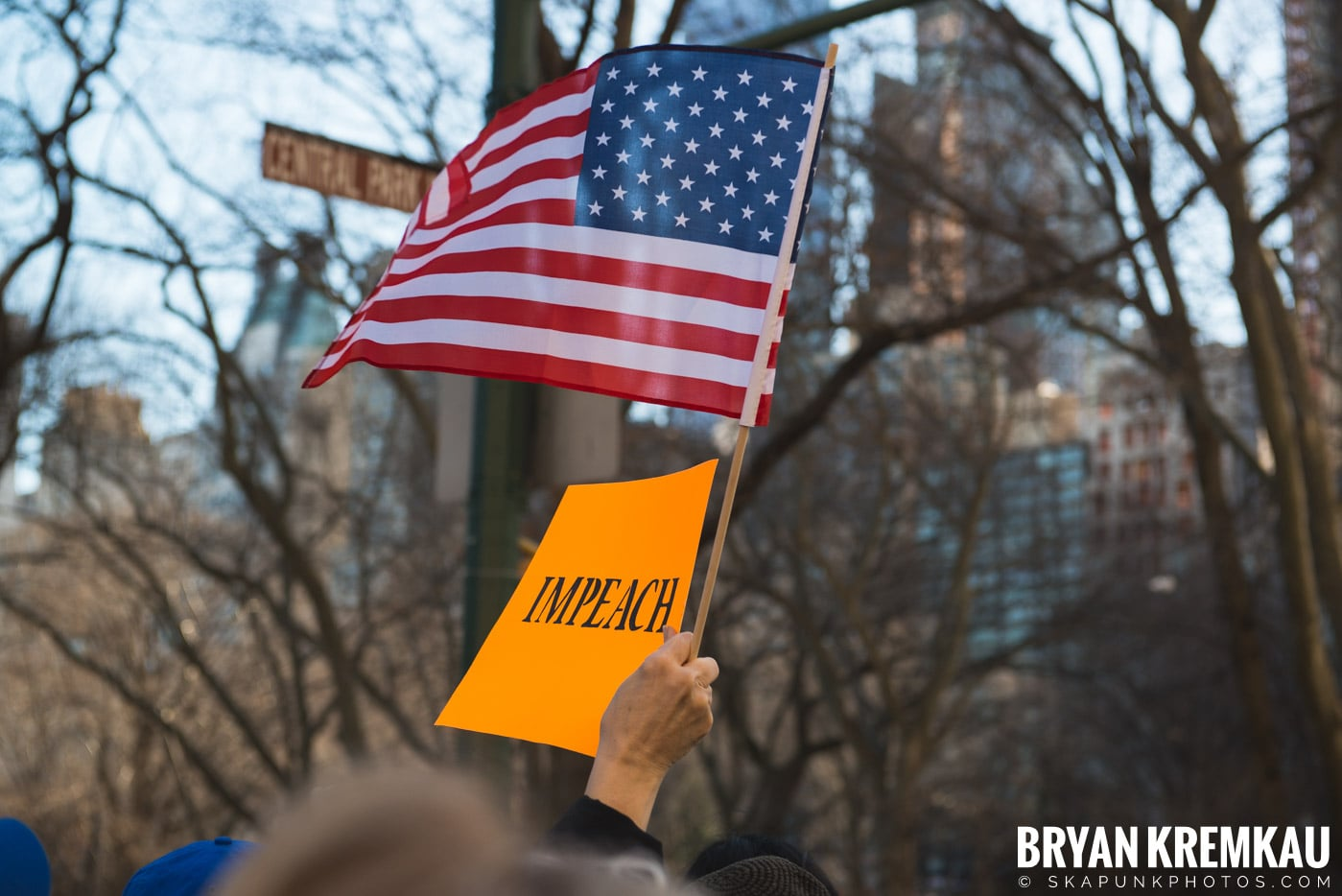Not My President's Day Rally @ Columbus Circle, NYC - 2.20.17 (44)