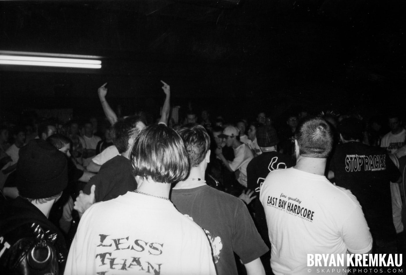 Against All Authority @ Sea Sea's, Moosic, PA - 3.14.98 (7)