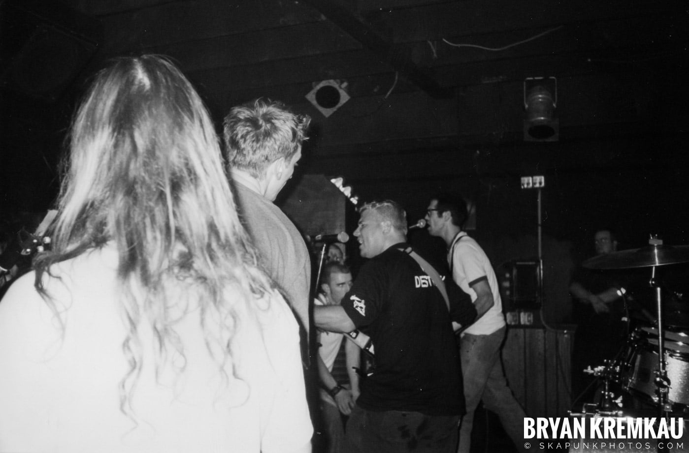 Against All Authority @ Sea Sea's, Moosic, PA - 3.14.98 (5)