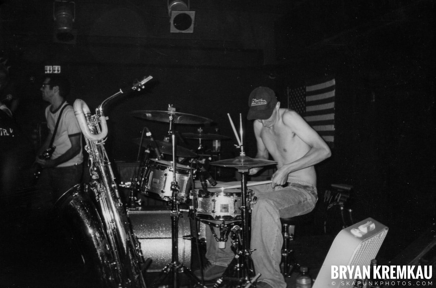 Against All Authority @ Sea Sea's, Moosic, PA - 3.14.98 (4)