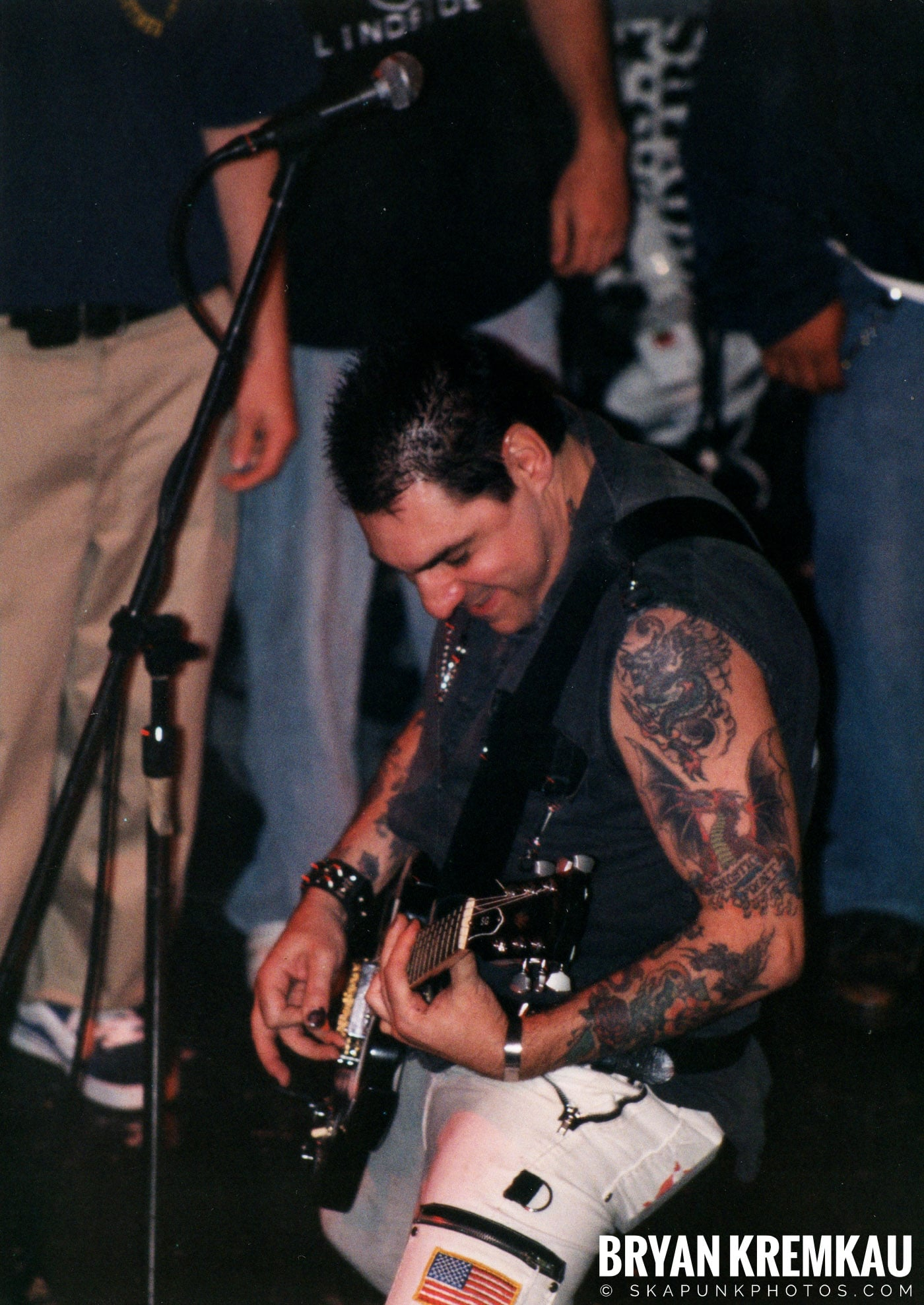 Agnostic Front @ The Chance, Poughkeepsie, NY - 10.31.98 (17)