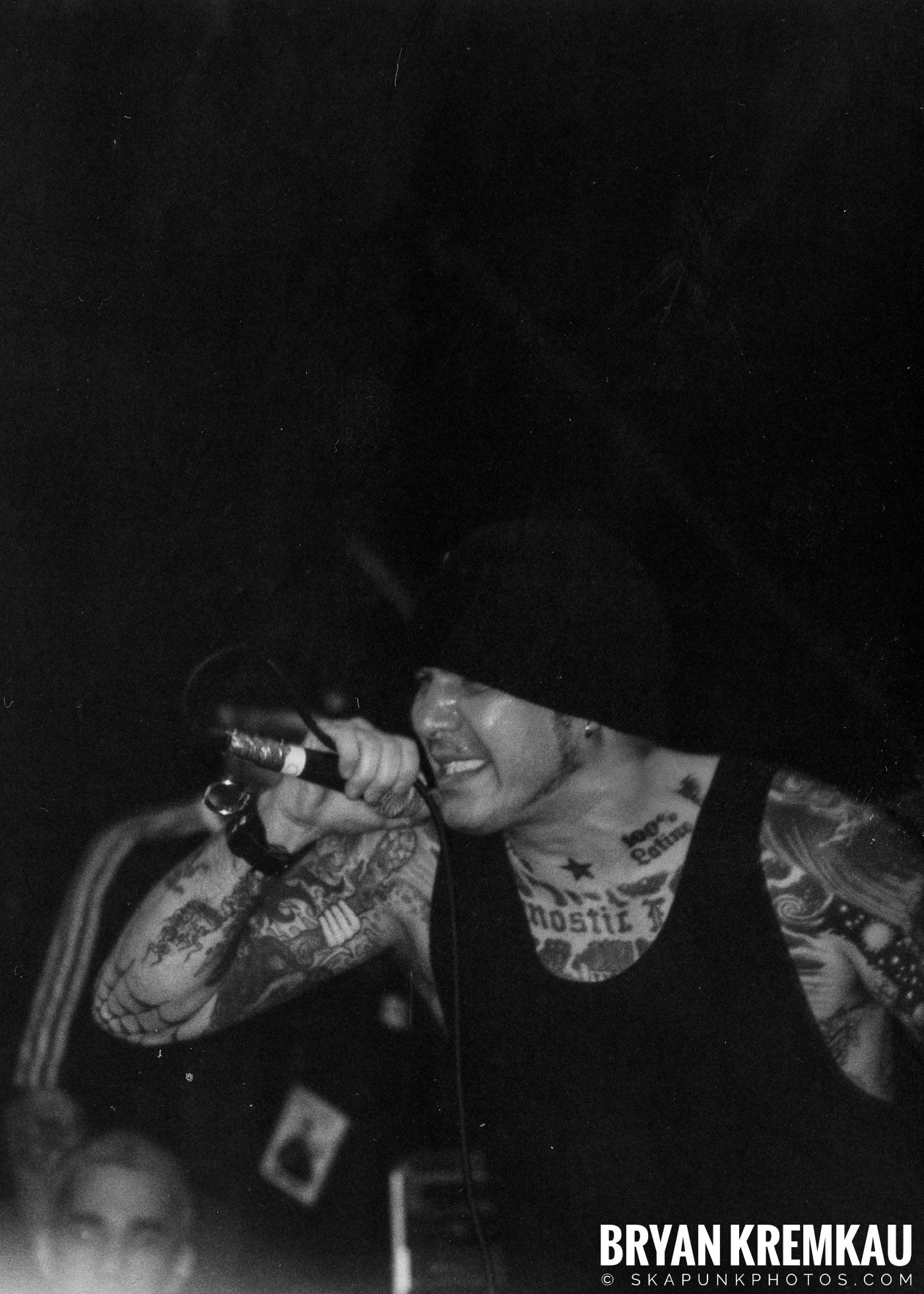 Agnostic Front @ The Chance, Poughkeepsie, NY - 10.31.98 (9)