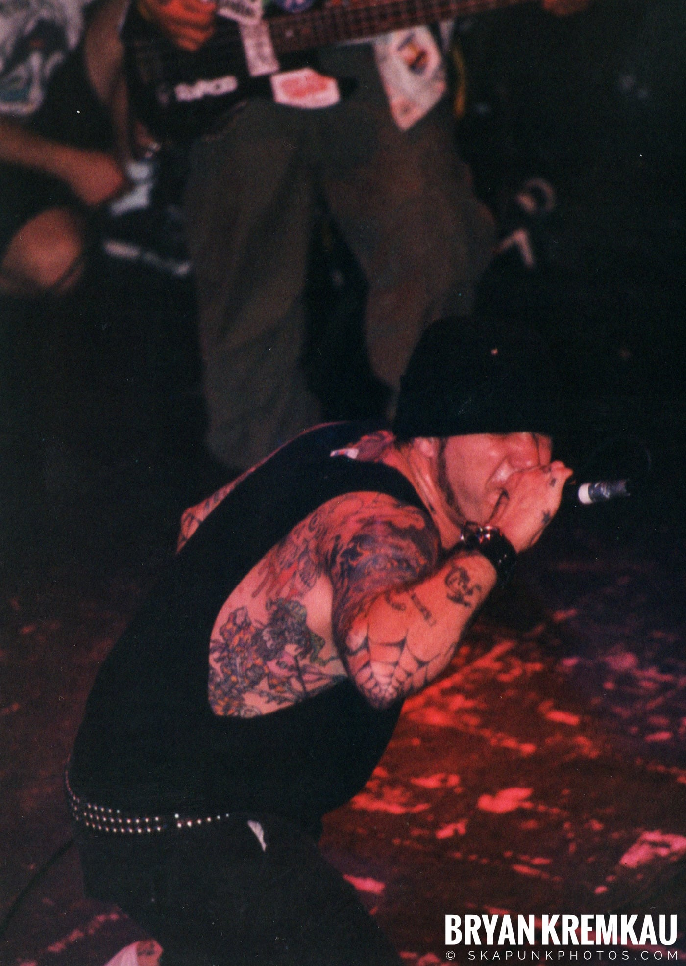 Agnostic Front @ The Chance, Poughkeepsie, NY - 10.31.98 (7)