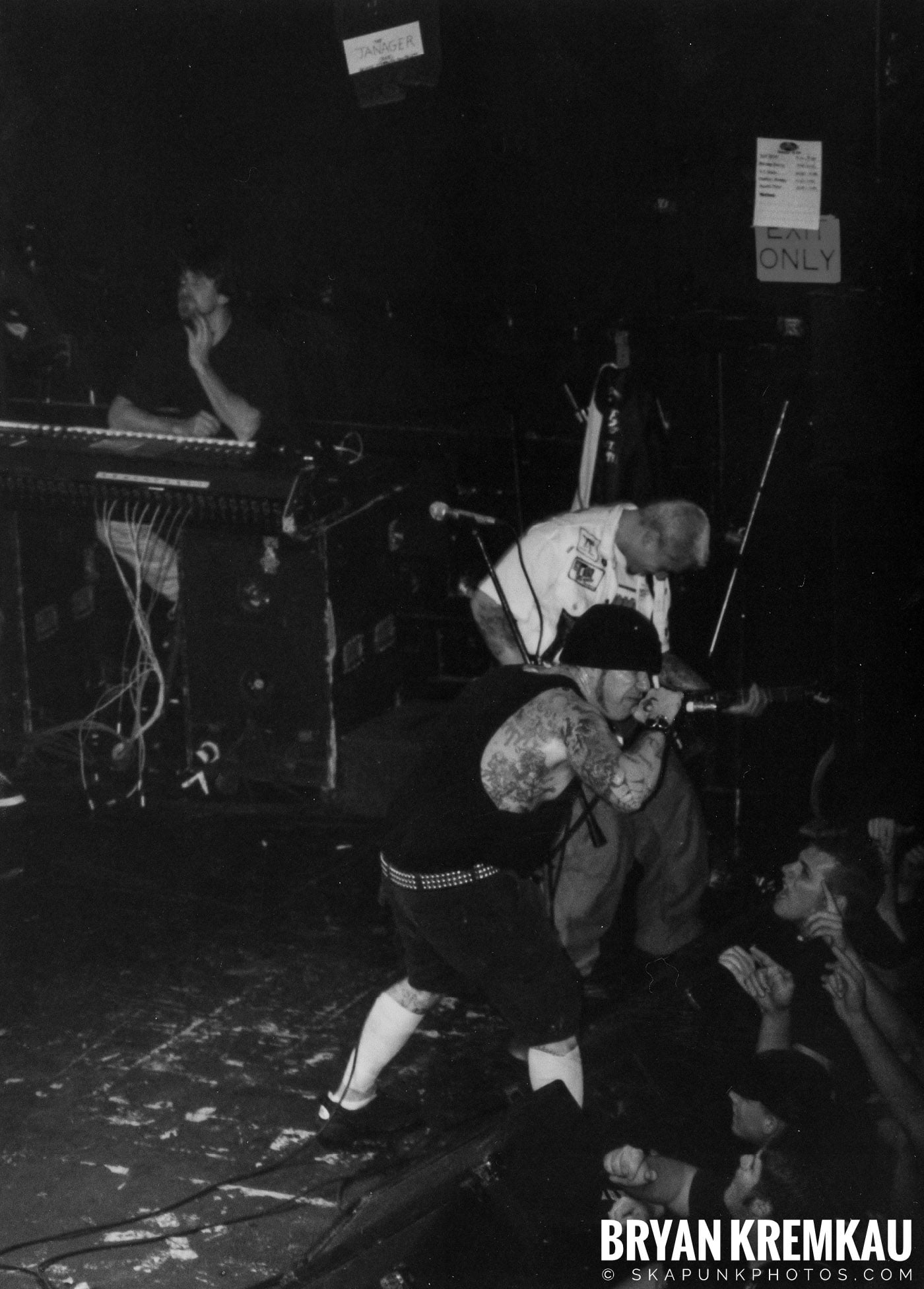 Agnostic Front @ The Chance, Poughkeepsie, NY - 10.31.98 (4)