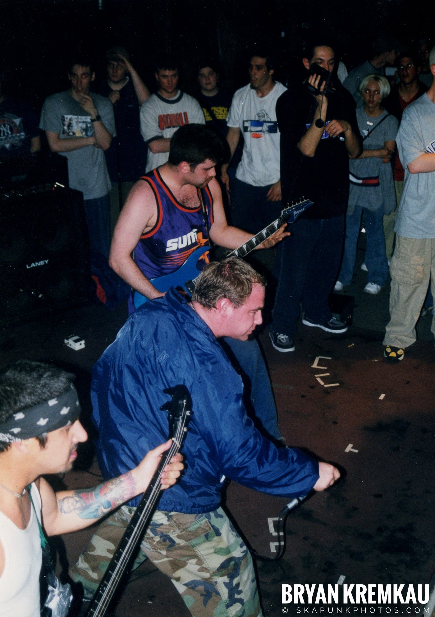 All Out War @ Sea Sea's, Moosic, PA - 5.7.99 (22)