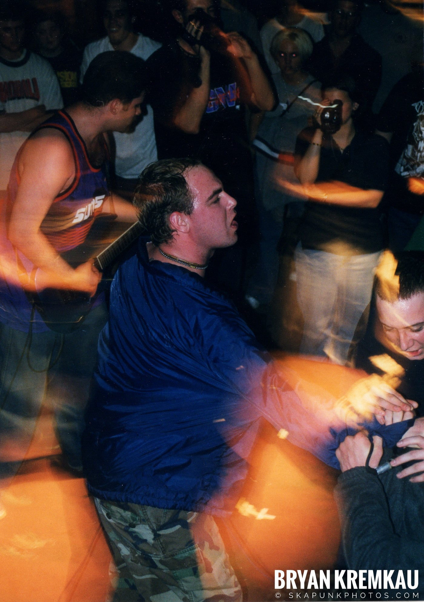 All Out War @ Sea Sea's, Moosic, PA - 5.7.99 (20)
