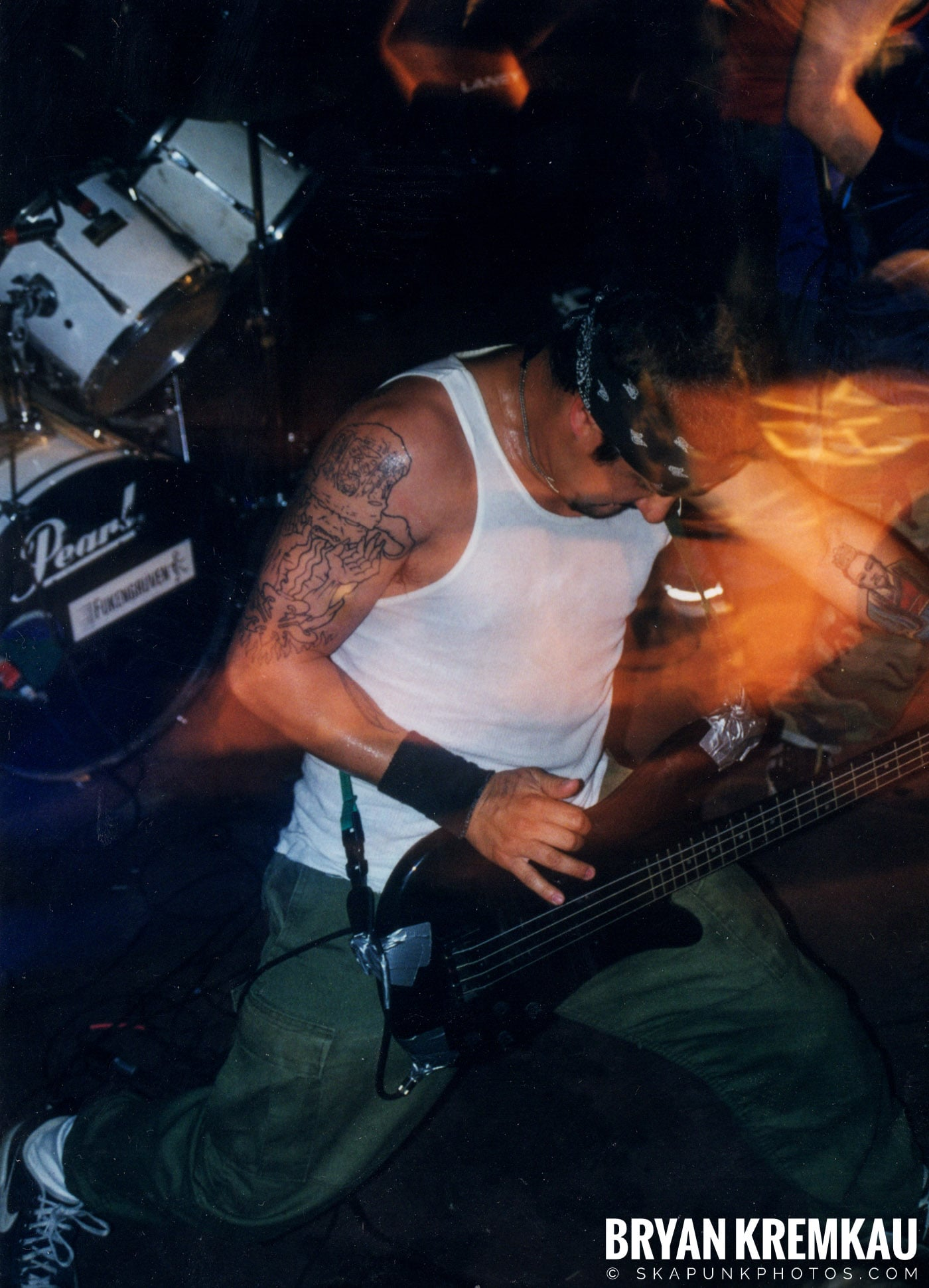 All Out War @ Sea Sea's, Moosic, PA - 5.7.99 (8)