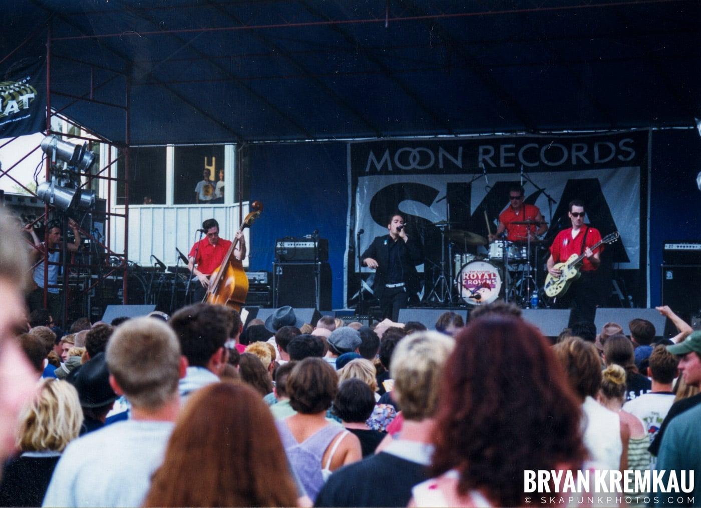 Amazing Royal Crowns @ New England Ska Fest 98, Westford, MA - 8.22.98 (3)