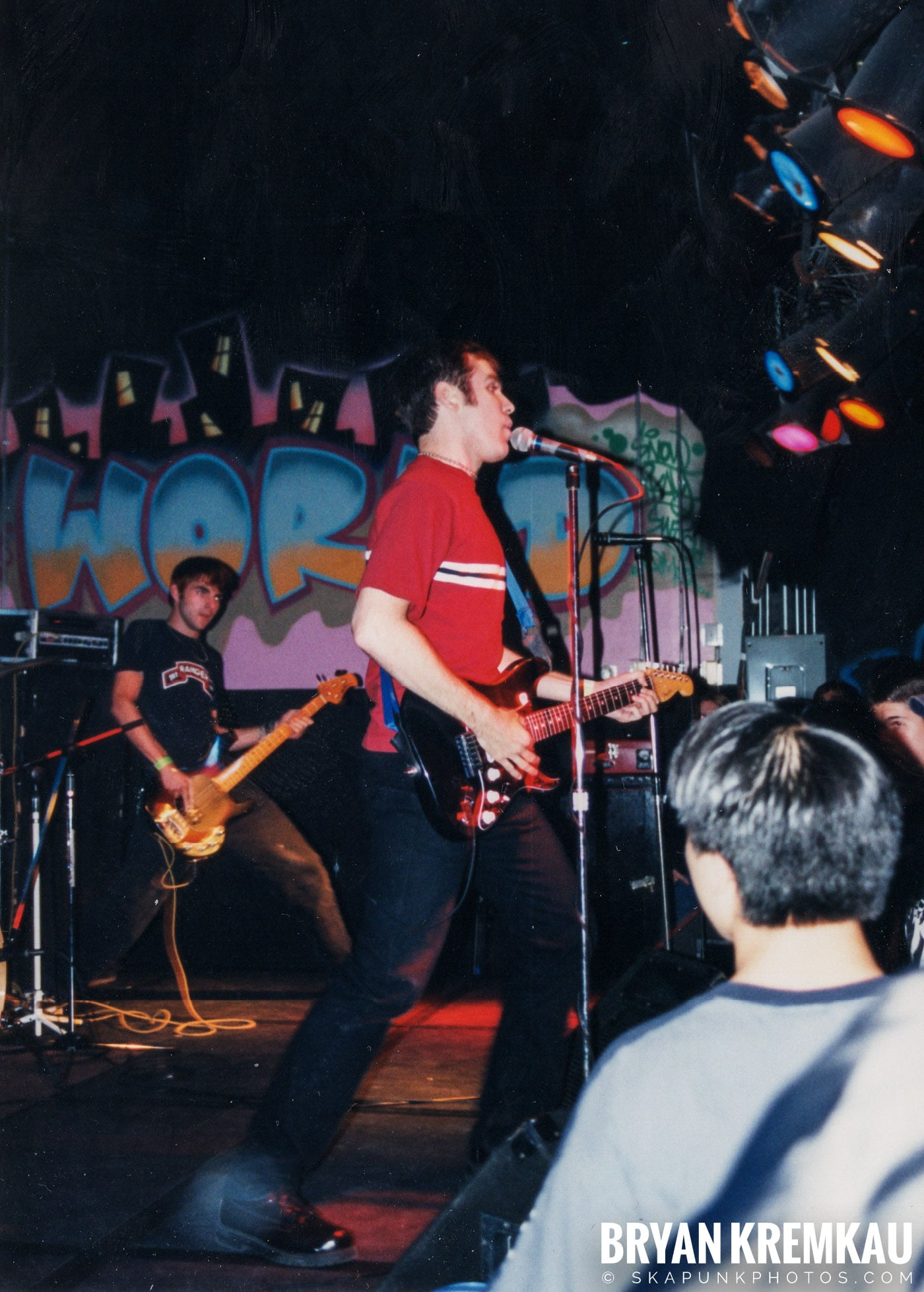 Animal Chin @ Skater's World, Wayne, NJ - 7.8.98 (6)