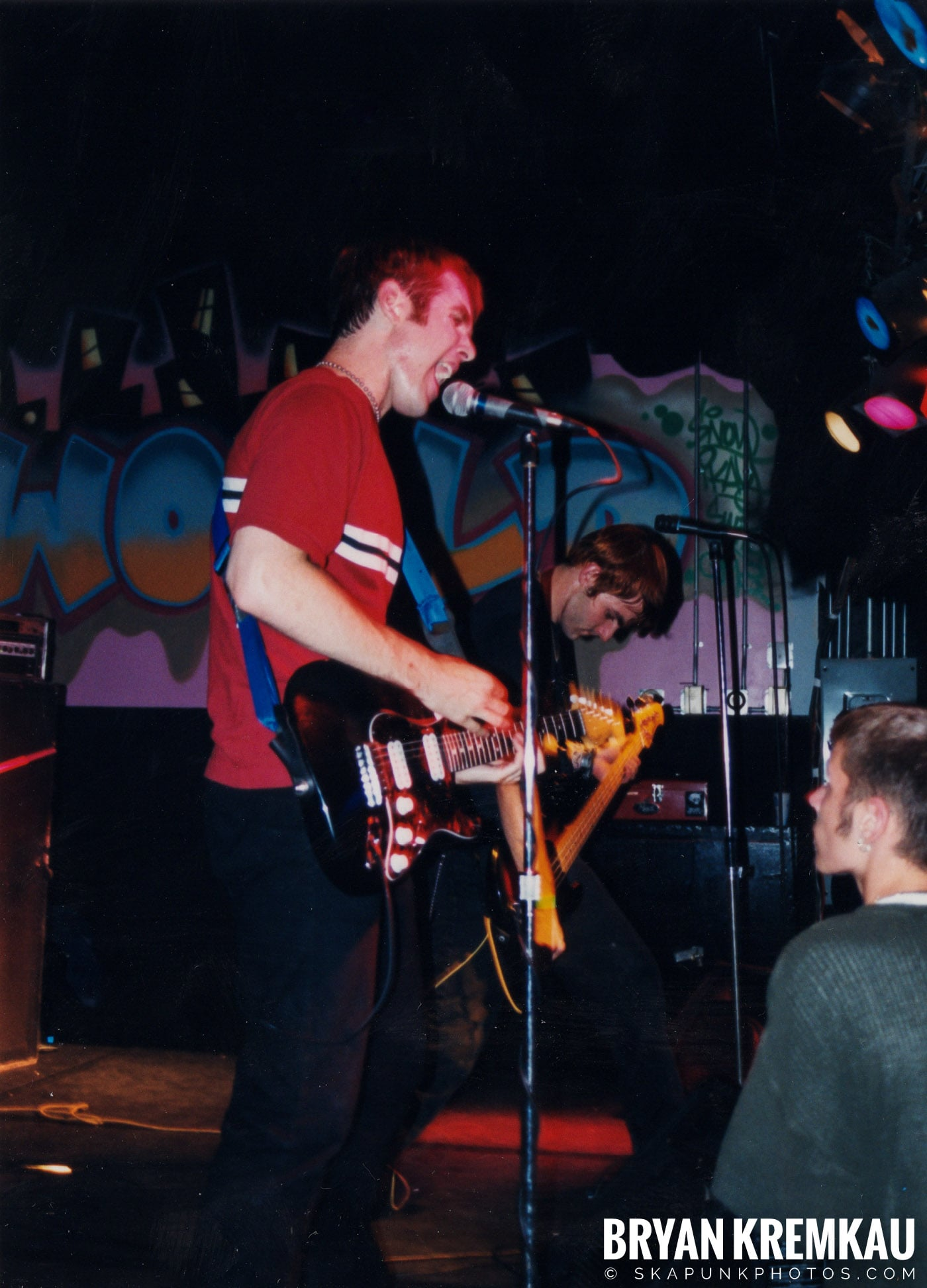 Animal Chin @ Skater's World, Wayne, NJ - 7.8.98 (5)