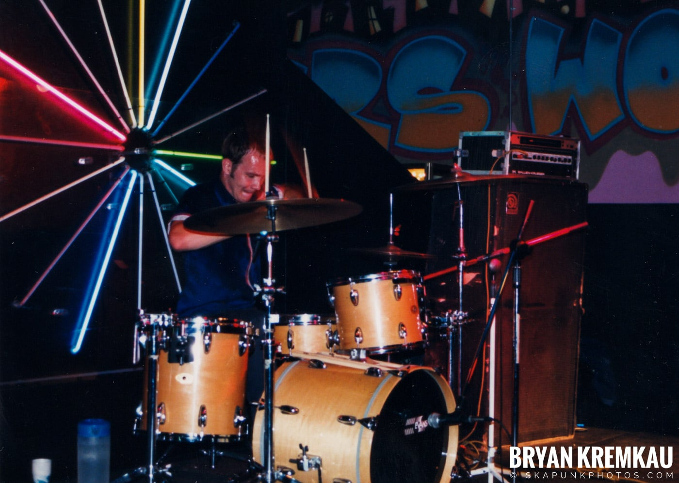 Animal Chin @ Skater's World, Wayne, NJ - 7.8.98 (4)