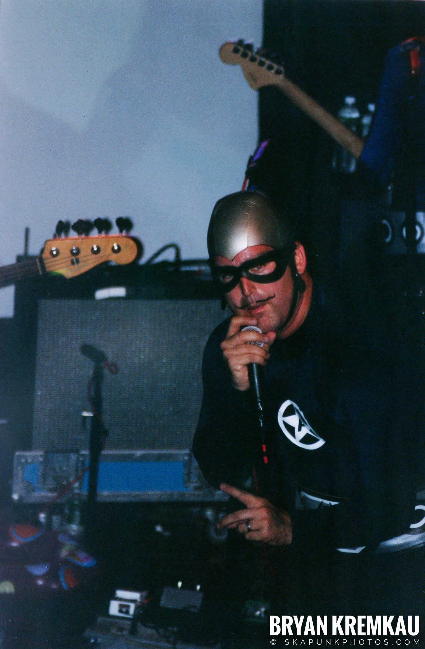 The Aquabats @ Knitting Factory, NYC - 6.18.04 (21)