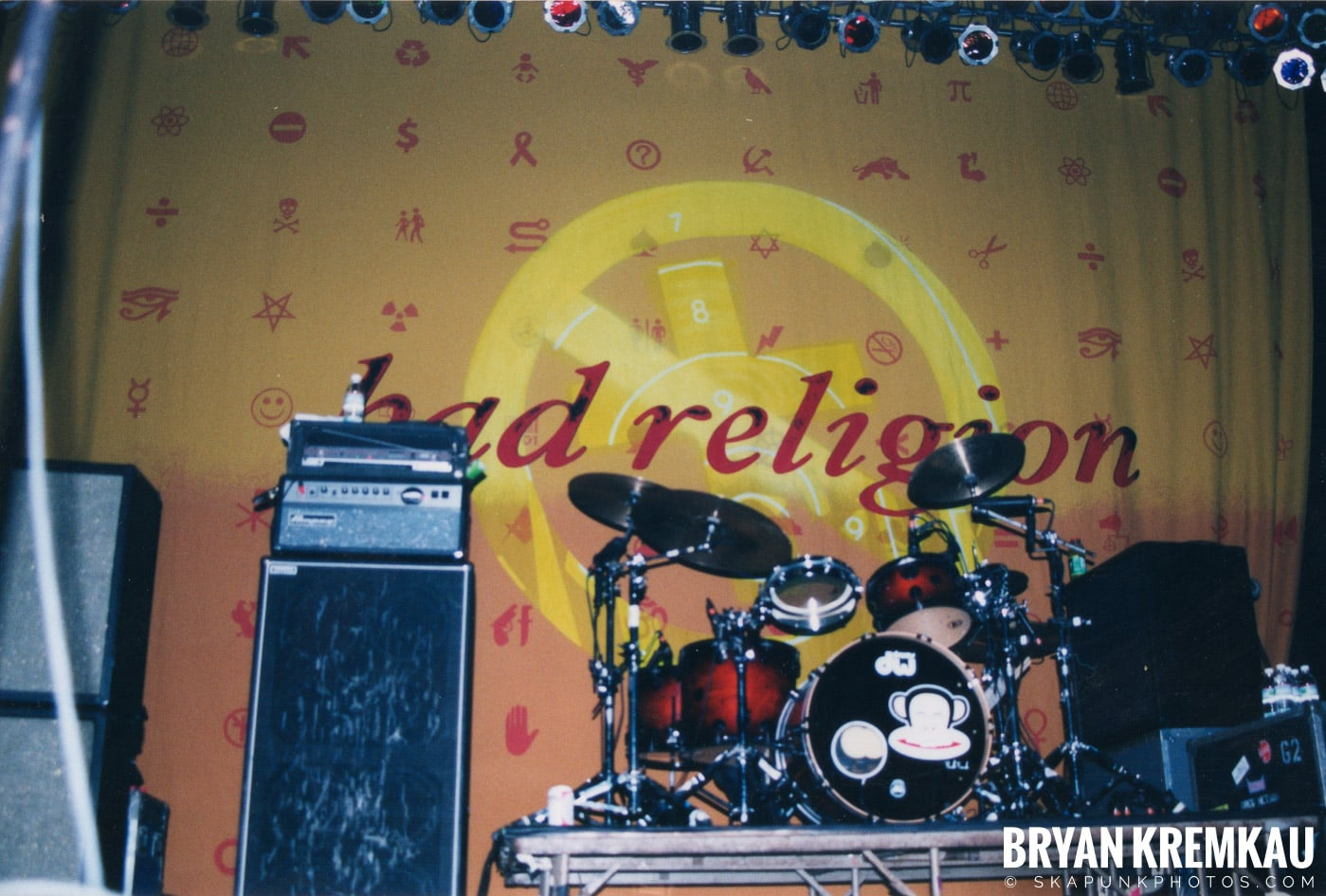 Bad Religion @ Roseland, NYC - 3.12.02 (17)