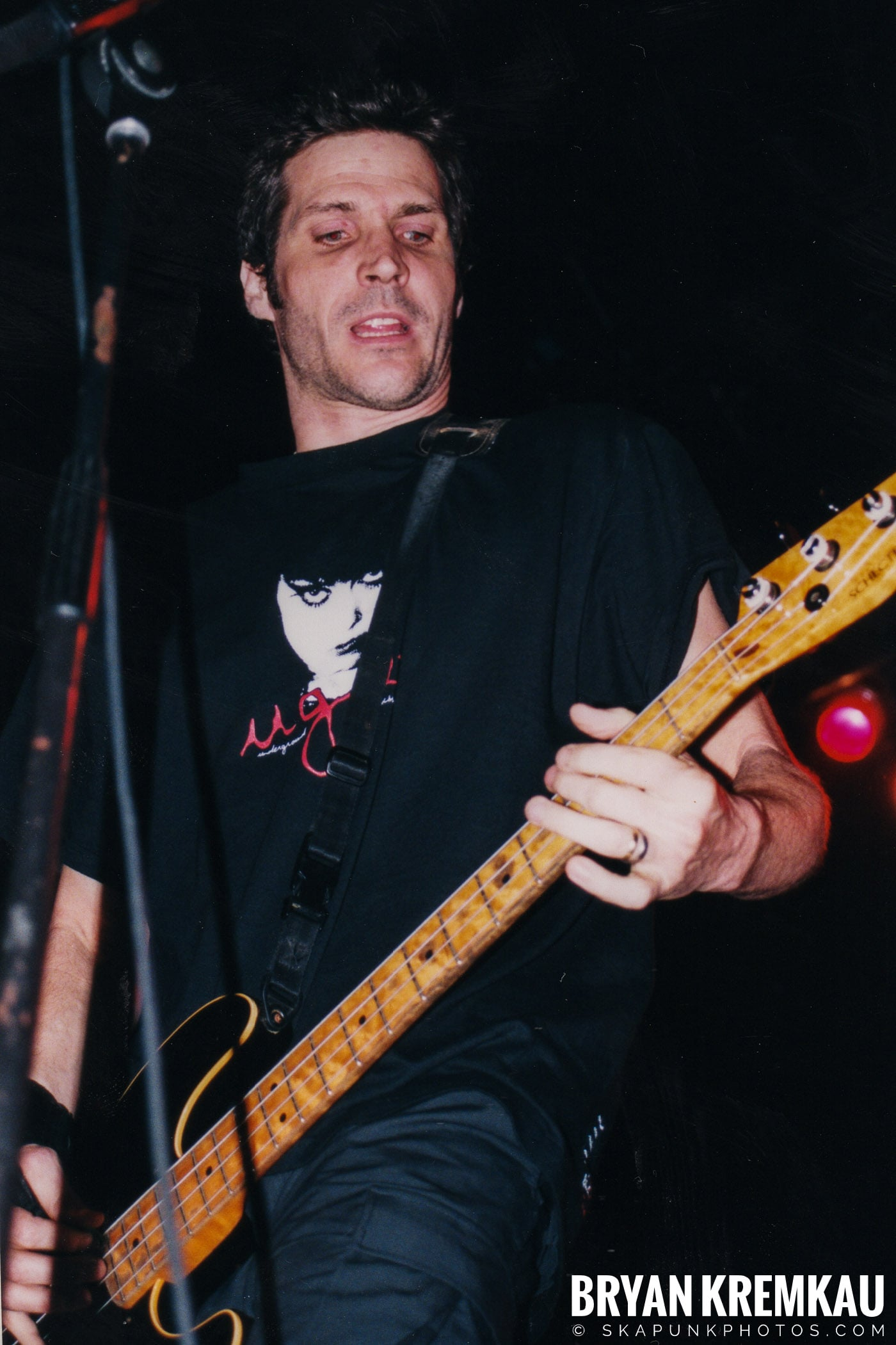 Bad Religion @ Roseland, NYC - 3.12.02 (11)
