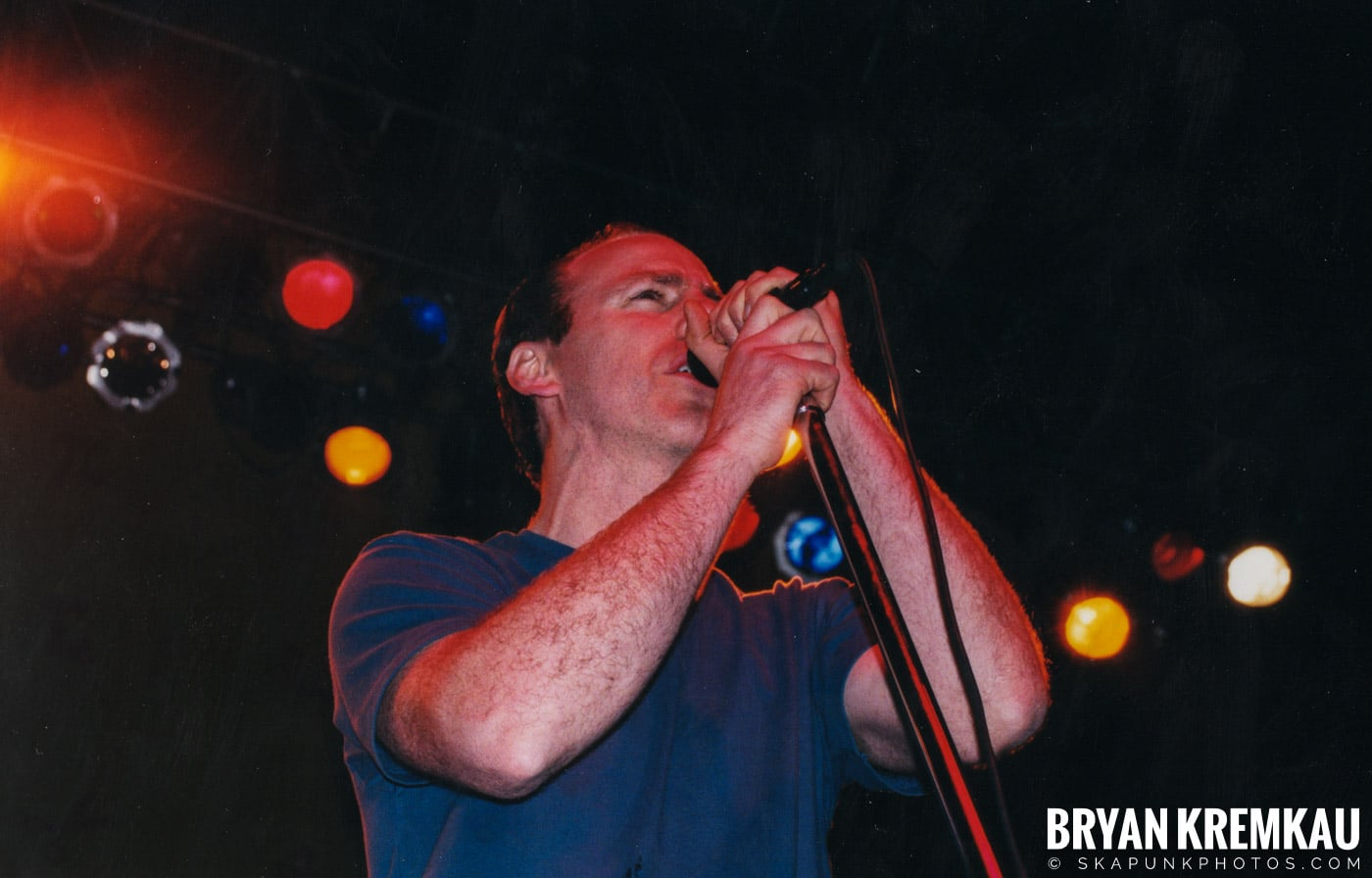 Bad Religion @ Roseland, NYC - 3.12.02 (7)