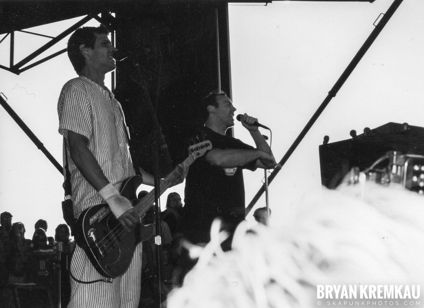 Bad Religion @ Vans Warped Tour, Randall's Island, NYC - 8.1.98 (10)