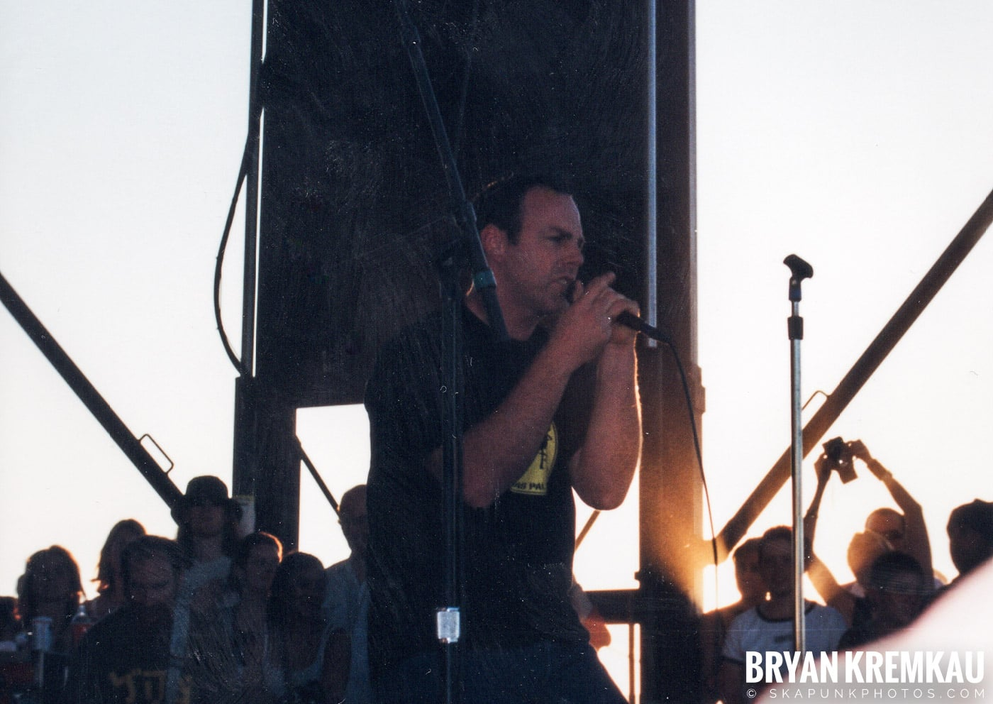 Bad Religion @ Vans Warped Tour, Randall's Island, NYC - 8.1.98 (9)